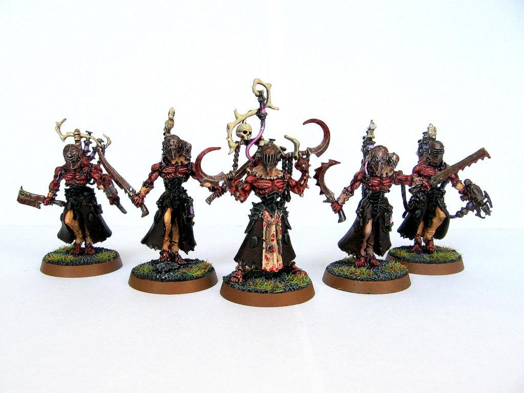 Dark Eldar, Warhammer 40,000, Wracks