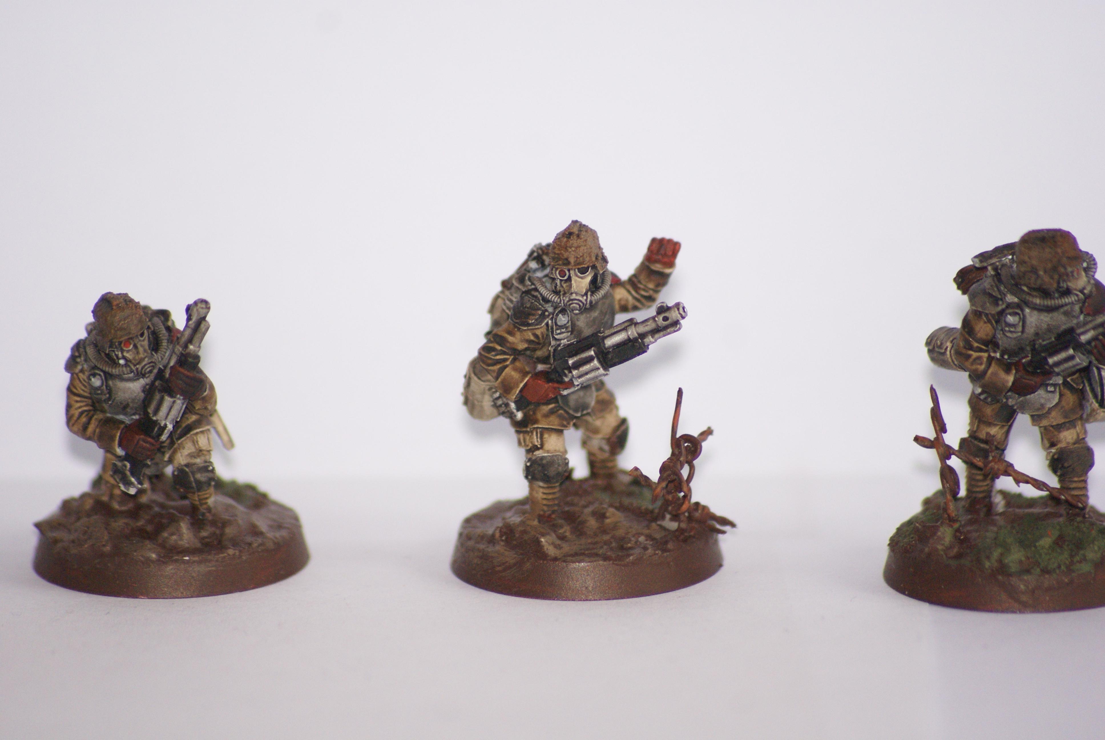 Death Korps of Krieg, Deathkorps, Engineer, Imperial Guard