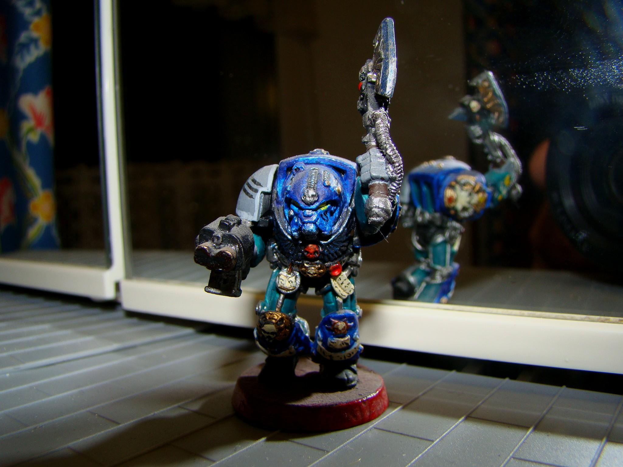 Out Of Production, Warhammer 40,000