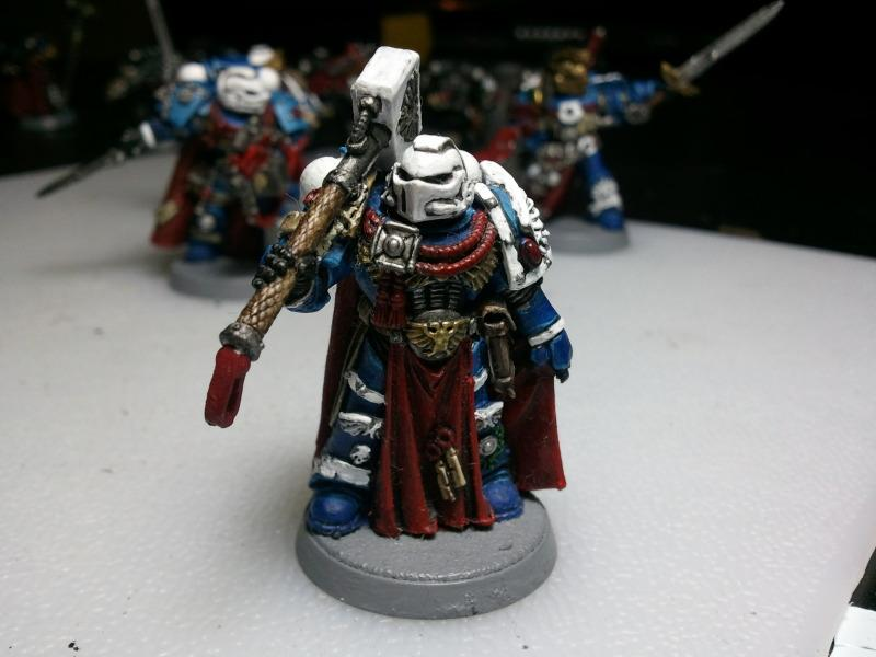 F2 Warhammer Space Marine Chapter Dice