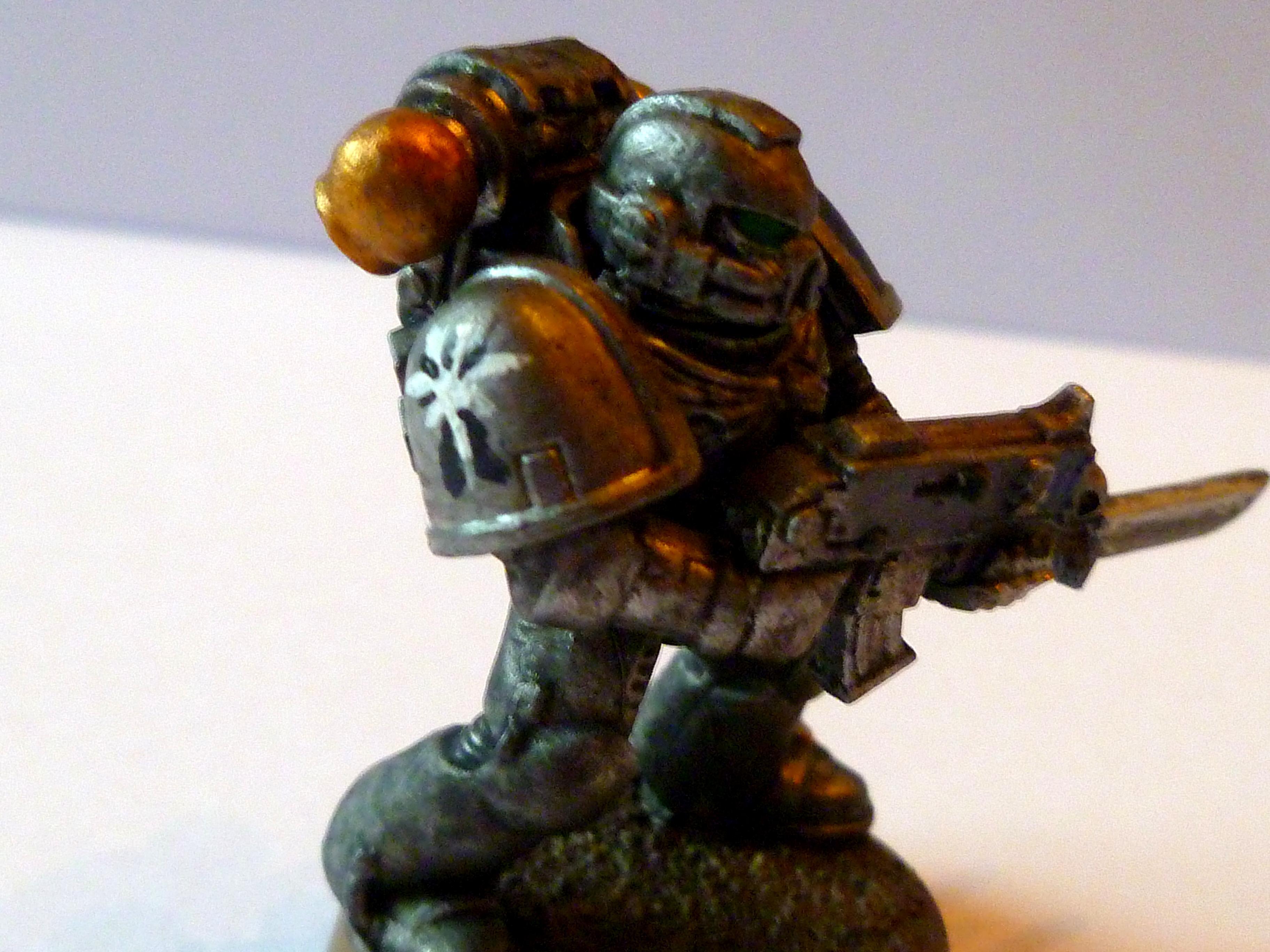 Badab War, Chapters, Space Marines, Tyrants Legion
