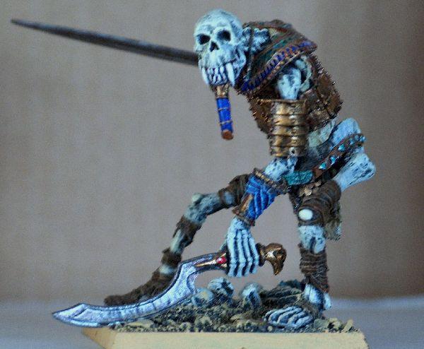 Tomb Giant Bone Sword