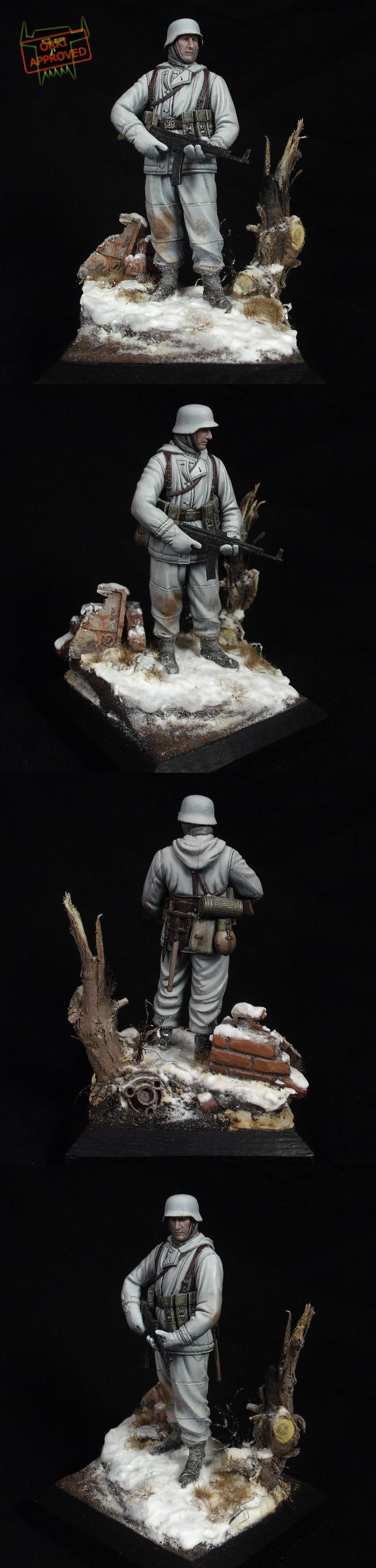 Troupe, World War 2, Ww2 Alpine