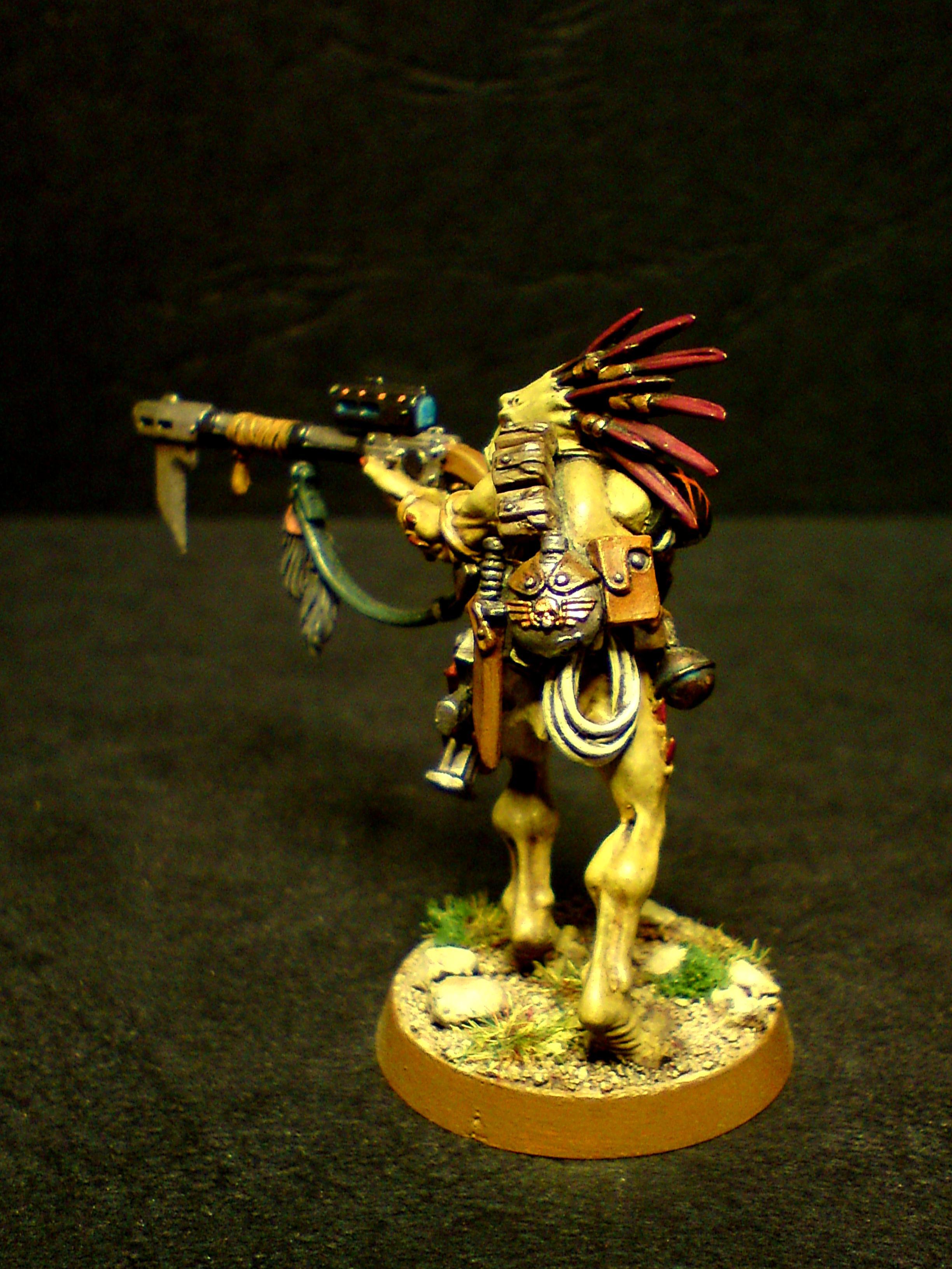 Kroot Mercenary (back)