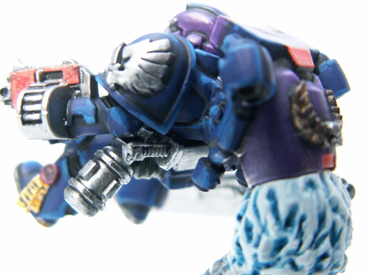 Bionics, Flying, Jump, Vanguard