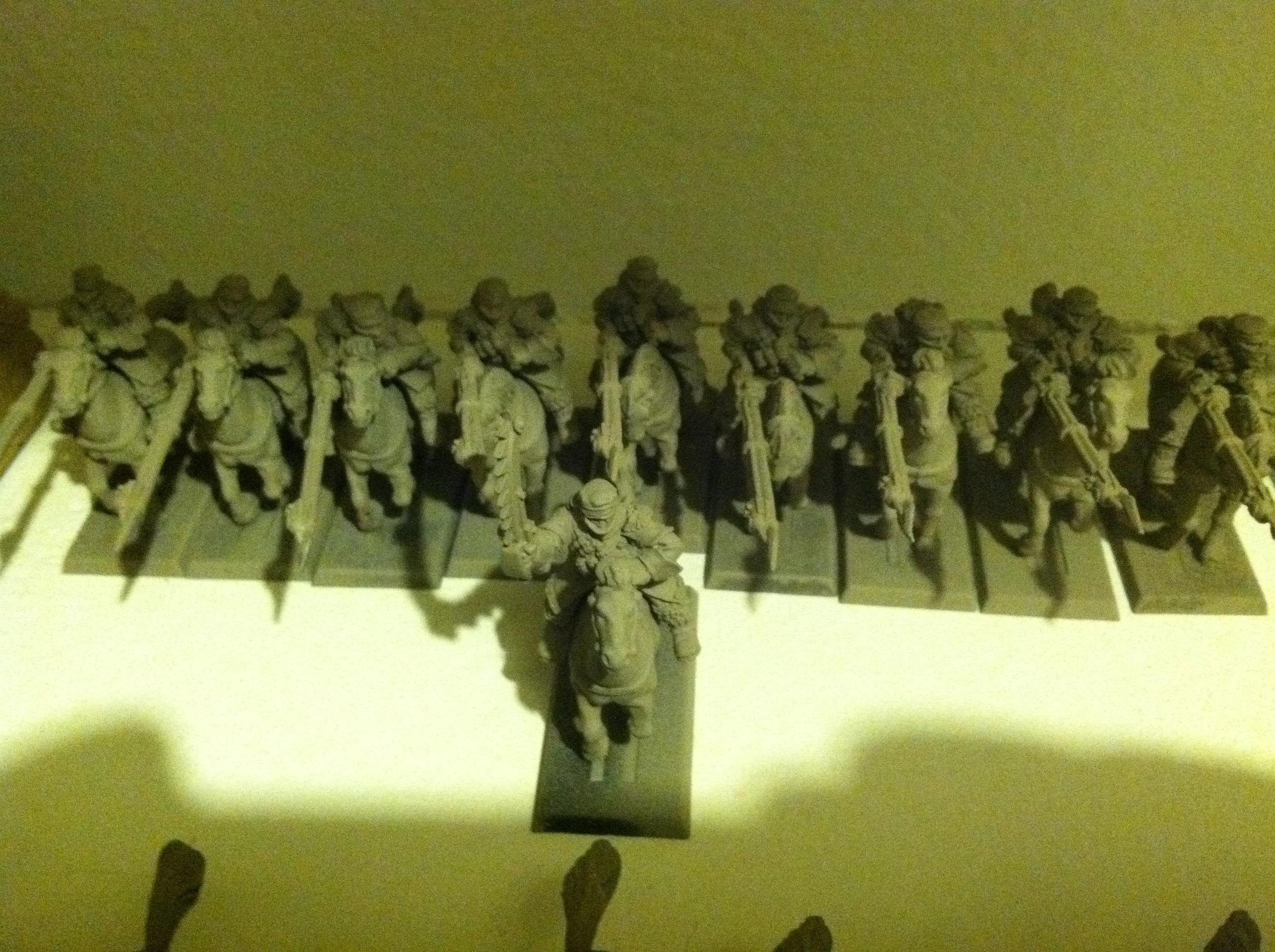 Rough Riders, Tallarn Desert Raiders