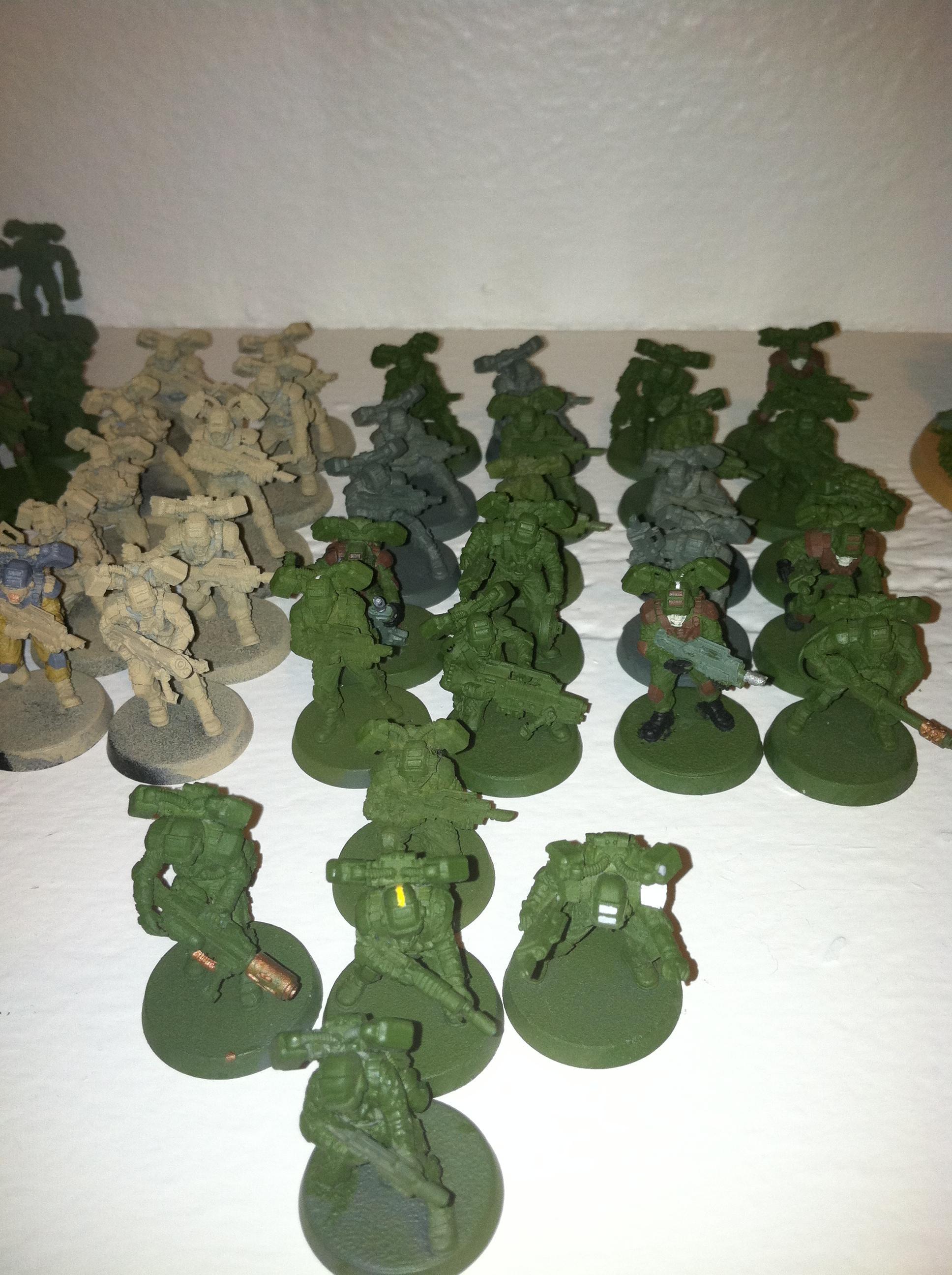 Elysian 1st Platoon
