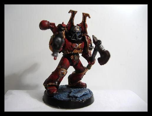Chaos, Chaos Space Marines, Infantry, Khorne Berserkers, Warhammer 40,000, World Eaters
