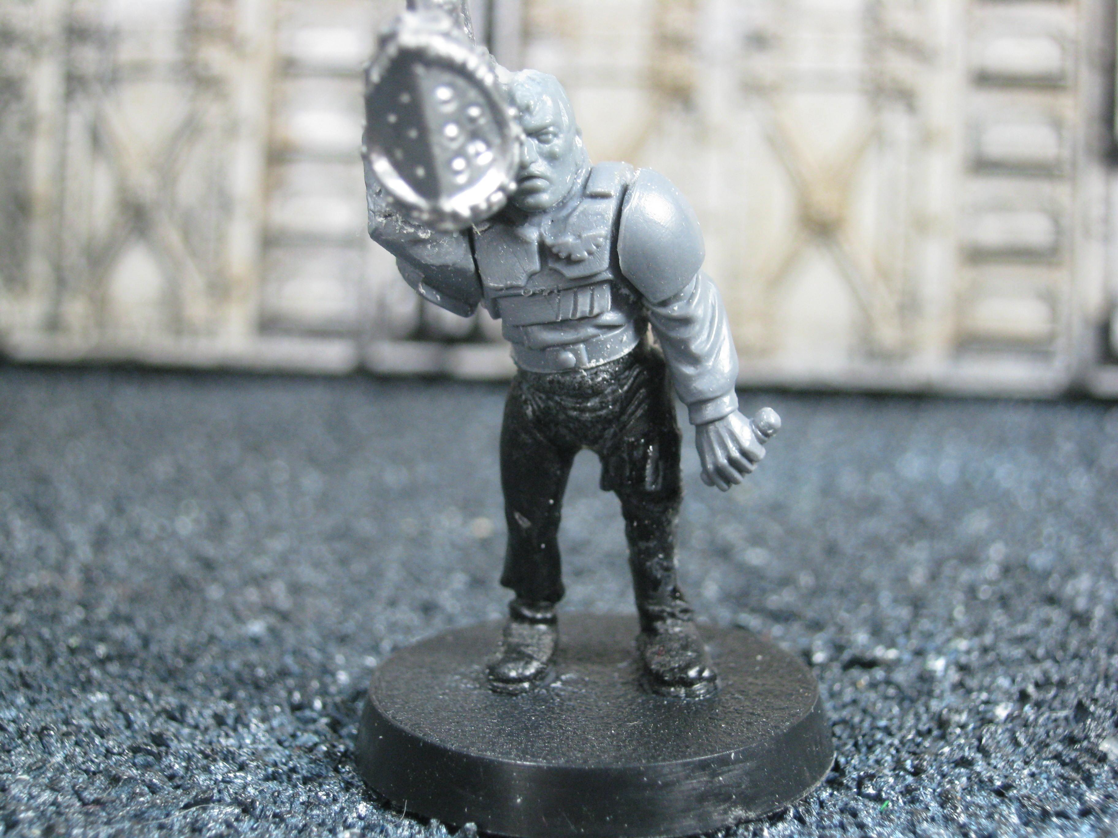 Chaos Cult, Conversion, Traitor Guard, Warhammer 40,000