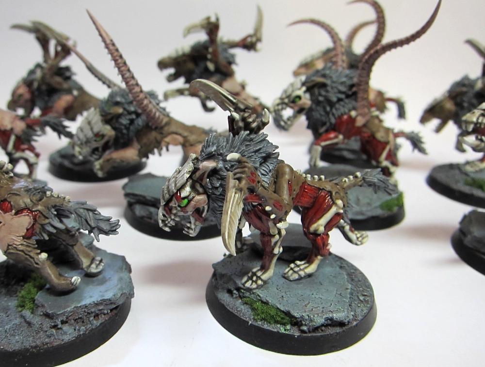 Conversion, Dark Eldar, Khymerae, Warhammer 40,000