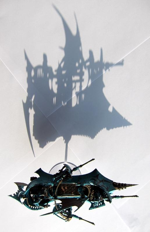 Dark Eldar, Ravager, Shadow Puppet
