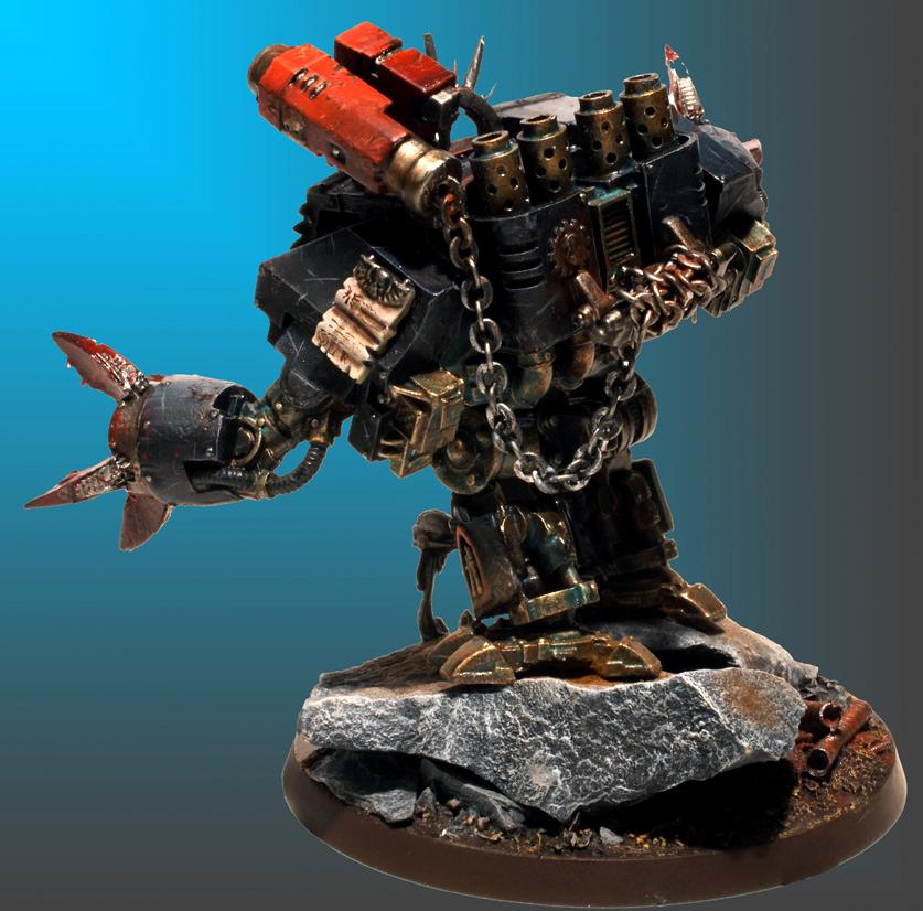 Blood Angels, Death Company Dreadnought