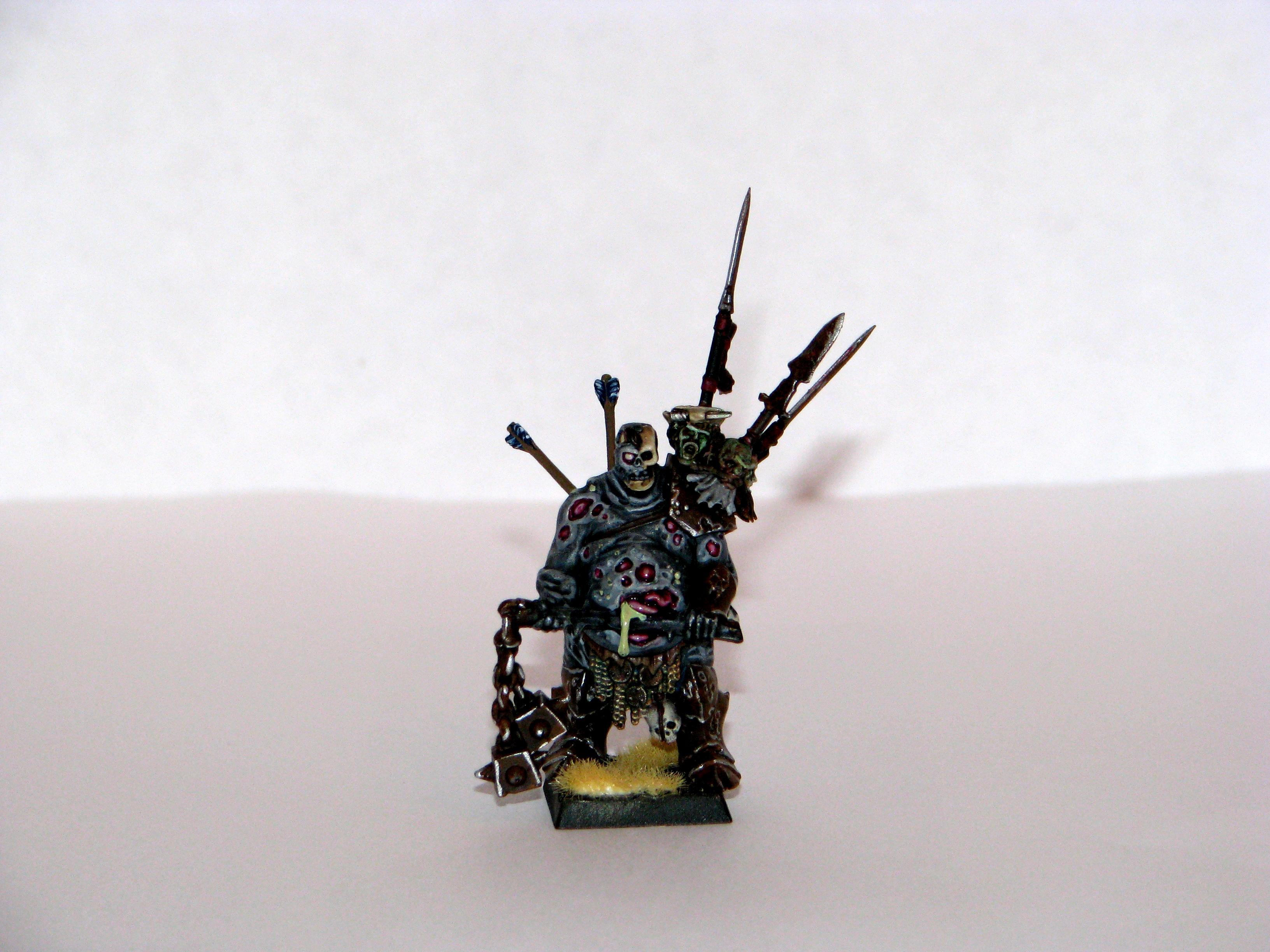 Conversion, Grave Guard, Undead, Vampire Counts, Warhammer Fantasy, Zombie