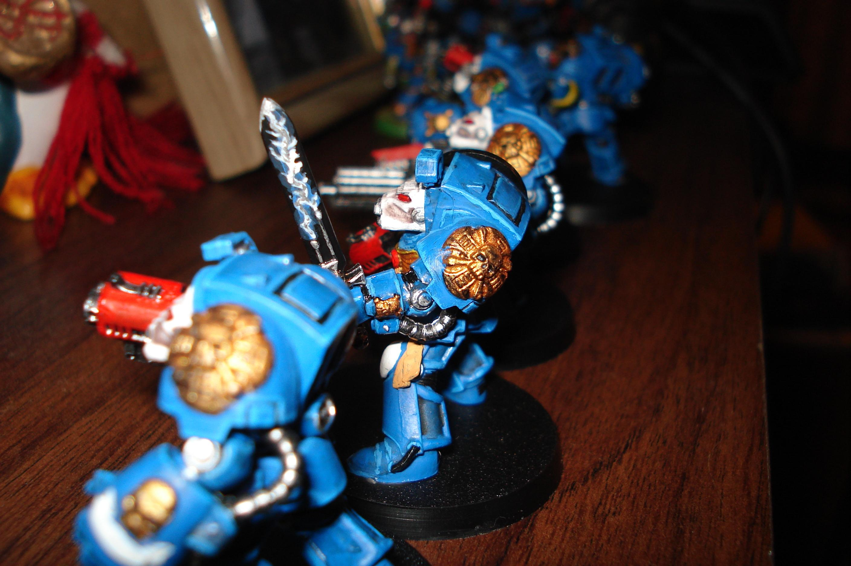 Terminator Squad, Work In Progress