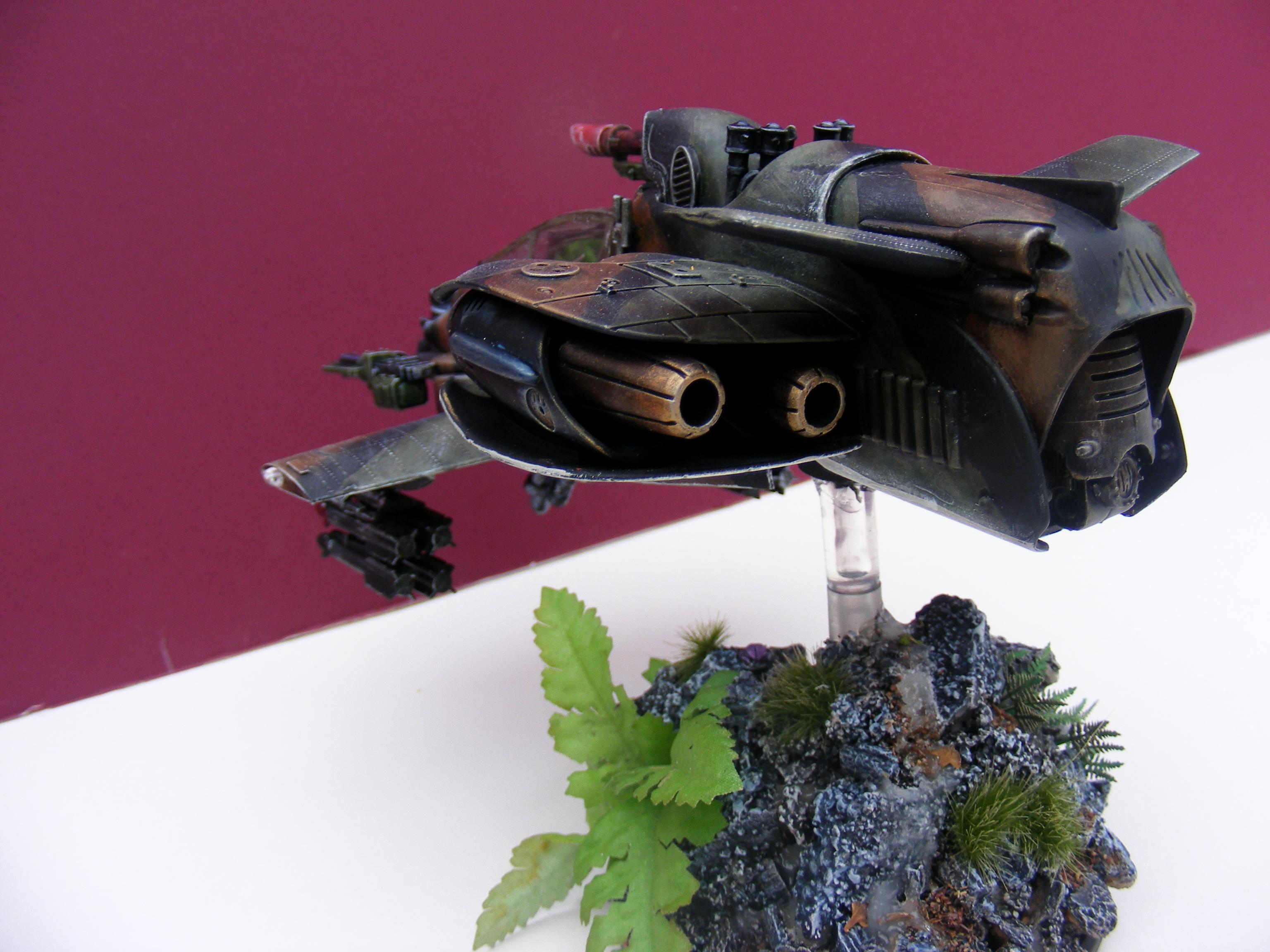 Flyer, Imperial Guard, Valkerie, Vulcan, Vulture
