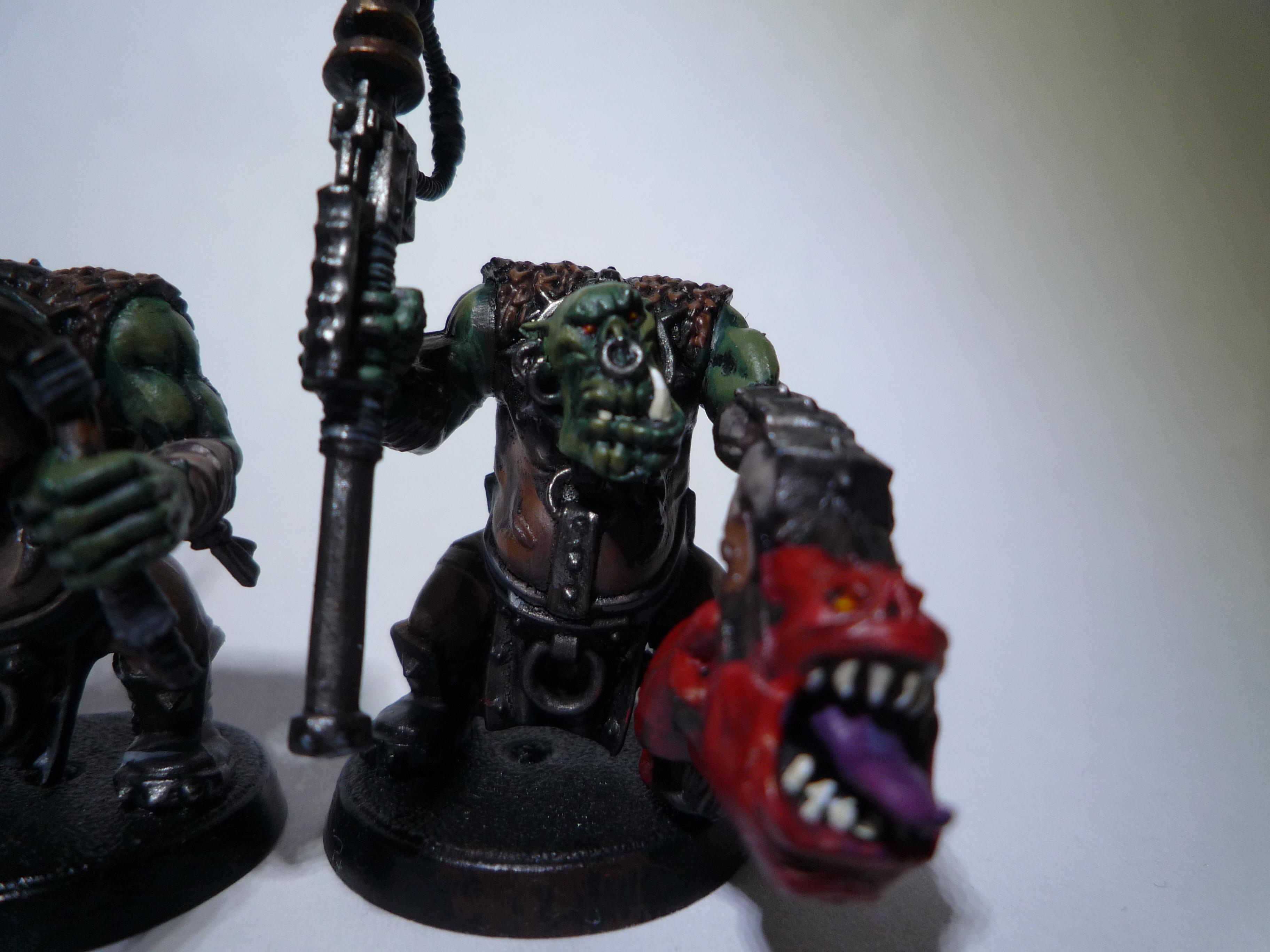 Orks, Runtherd, Warhammer 40,000