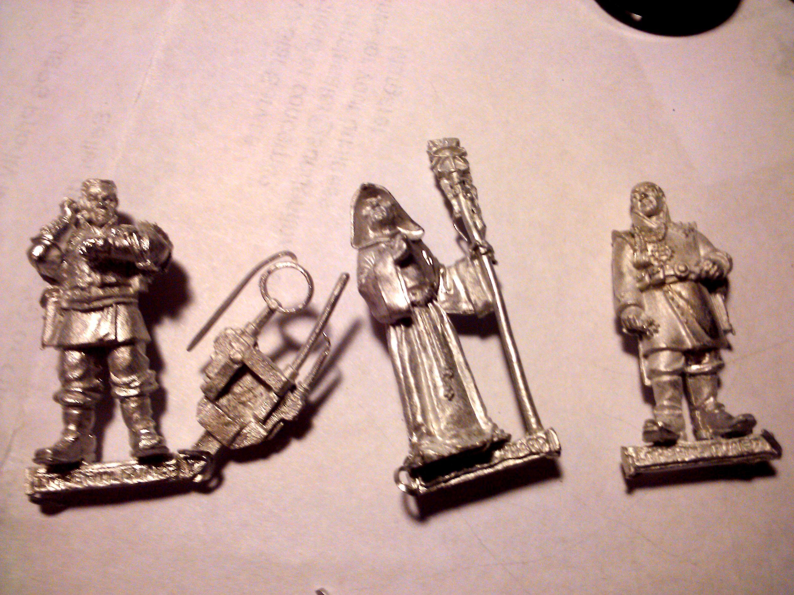 Advisors, Astropath, Conversion, Fleet Officer, Imperial Guard, Mordian Iron Guard, Paint Scheme, Psyker, Warhammer 40,000