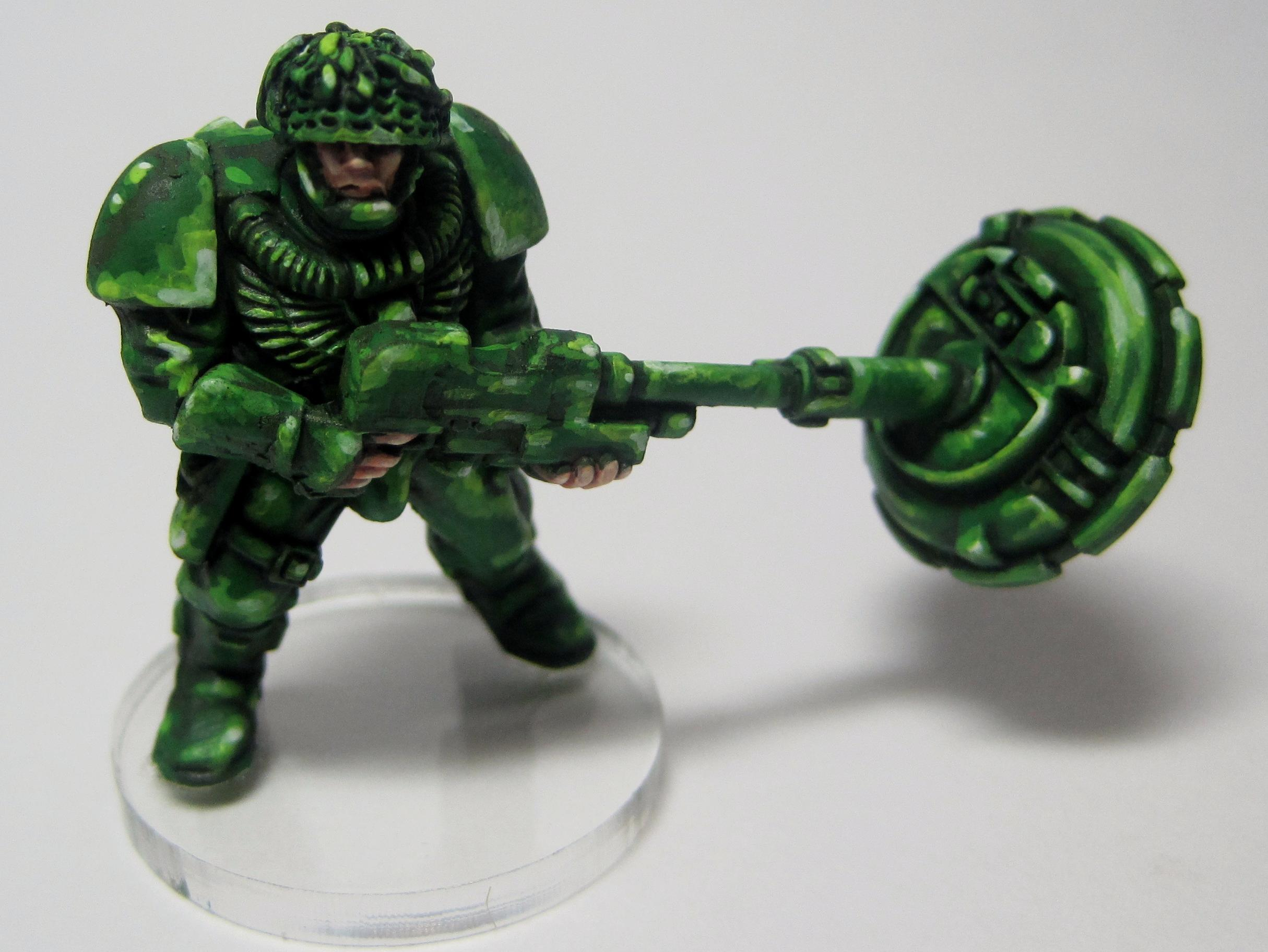 Army Men, Fun, Scouts, Space Marine Scouts, Toy Story, Warhammer 40,000