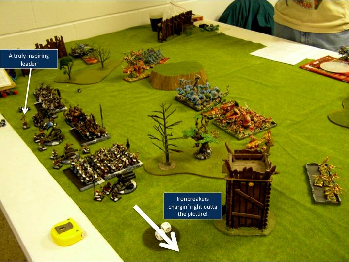 Battle Report, End of 2