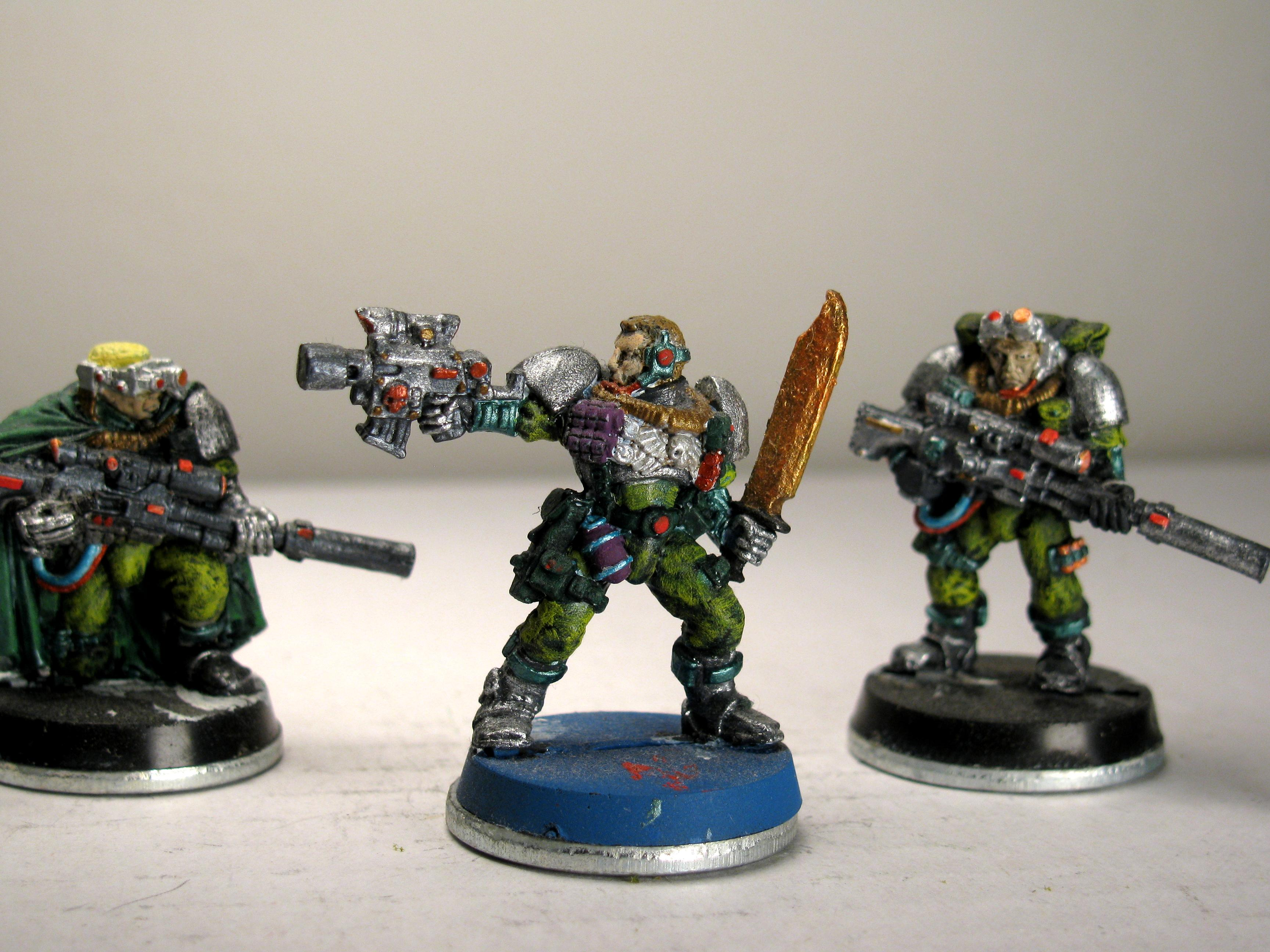 Scouts, Space Marines, Warhammer 40,000