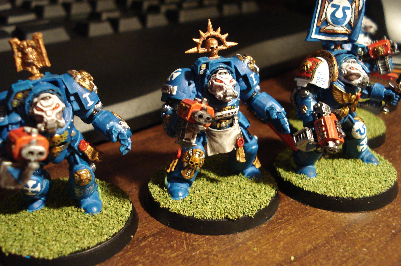 Terminator Squad WIP, 3 of them