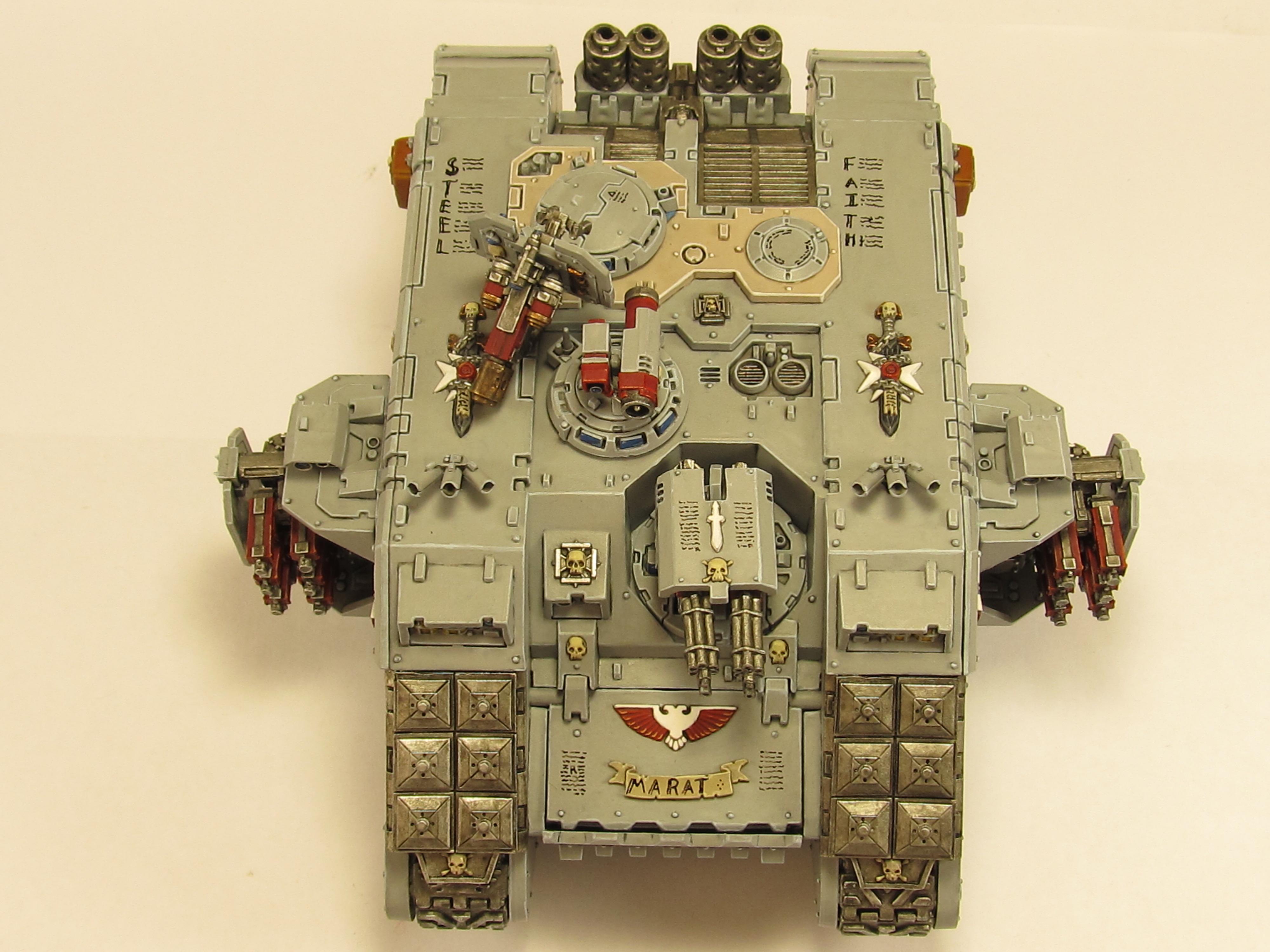 LR Crusader top