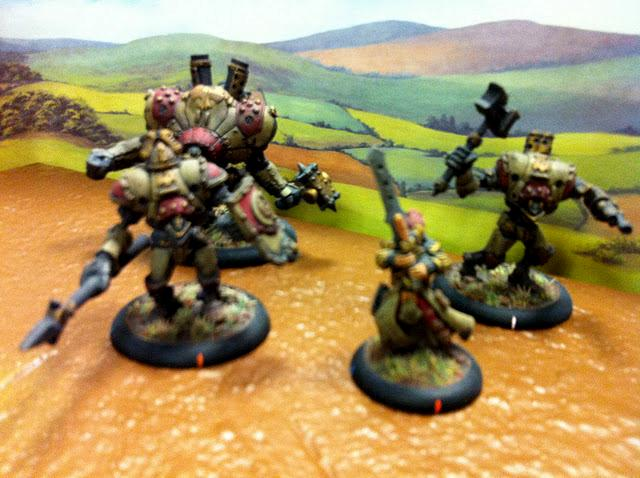Mercenary, Pirates, Warhammer Fantasy, Warjack, Warmachine