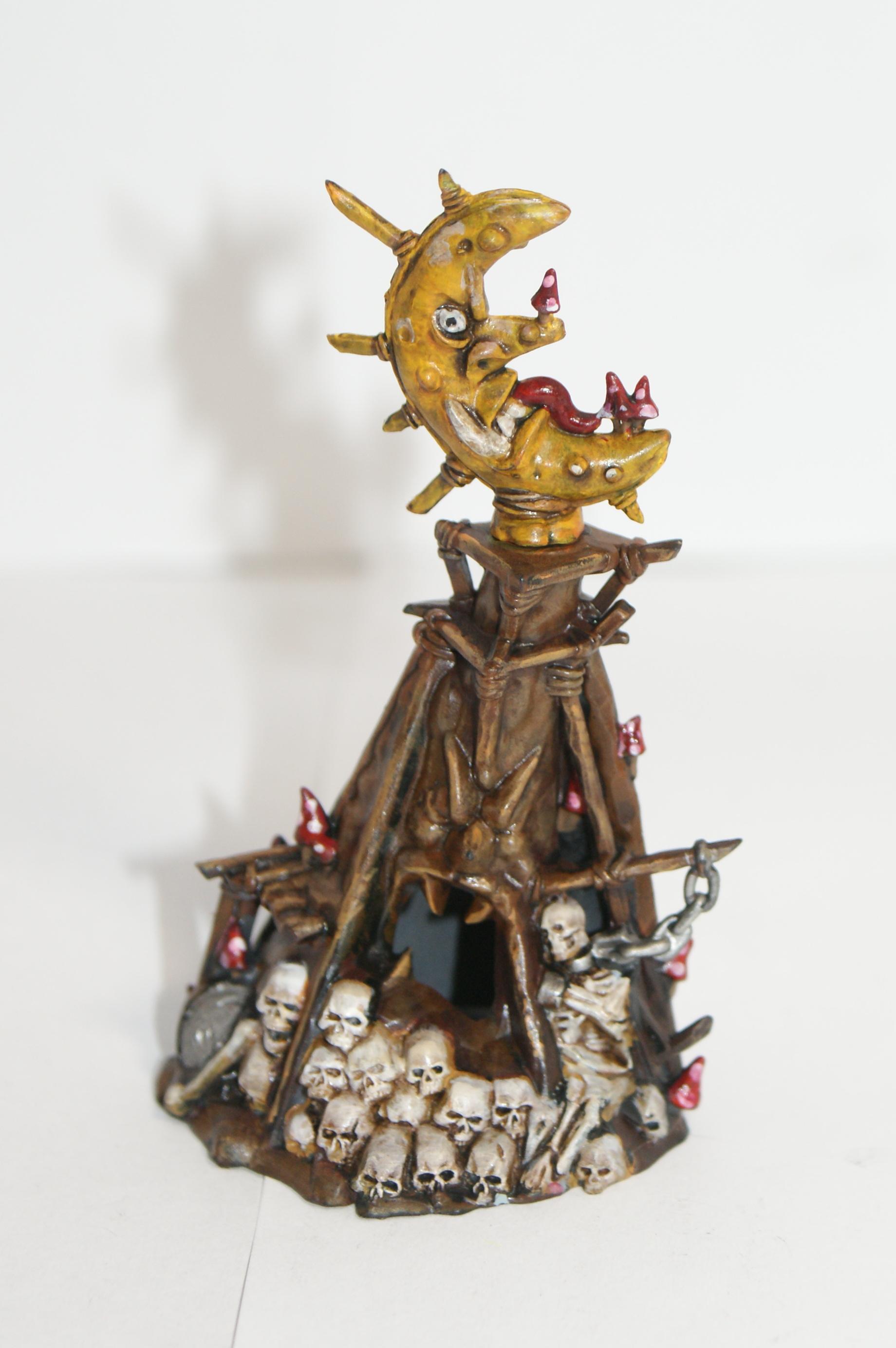 Orcs And Goblins, Shrine To Gork (or Mork), Terrain