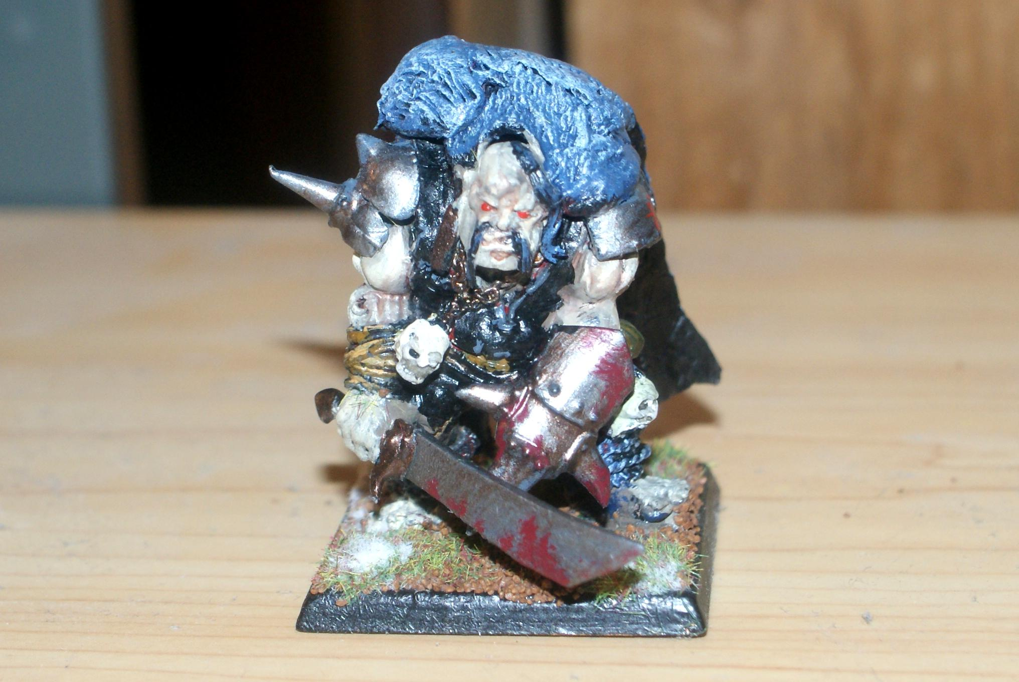 Chaos Ogre, Mutant Ogre, Out Of Production, Warhammer Fantasy, Warriors Of Chaos