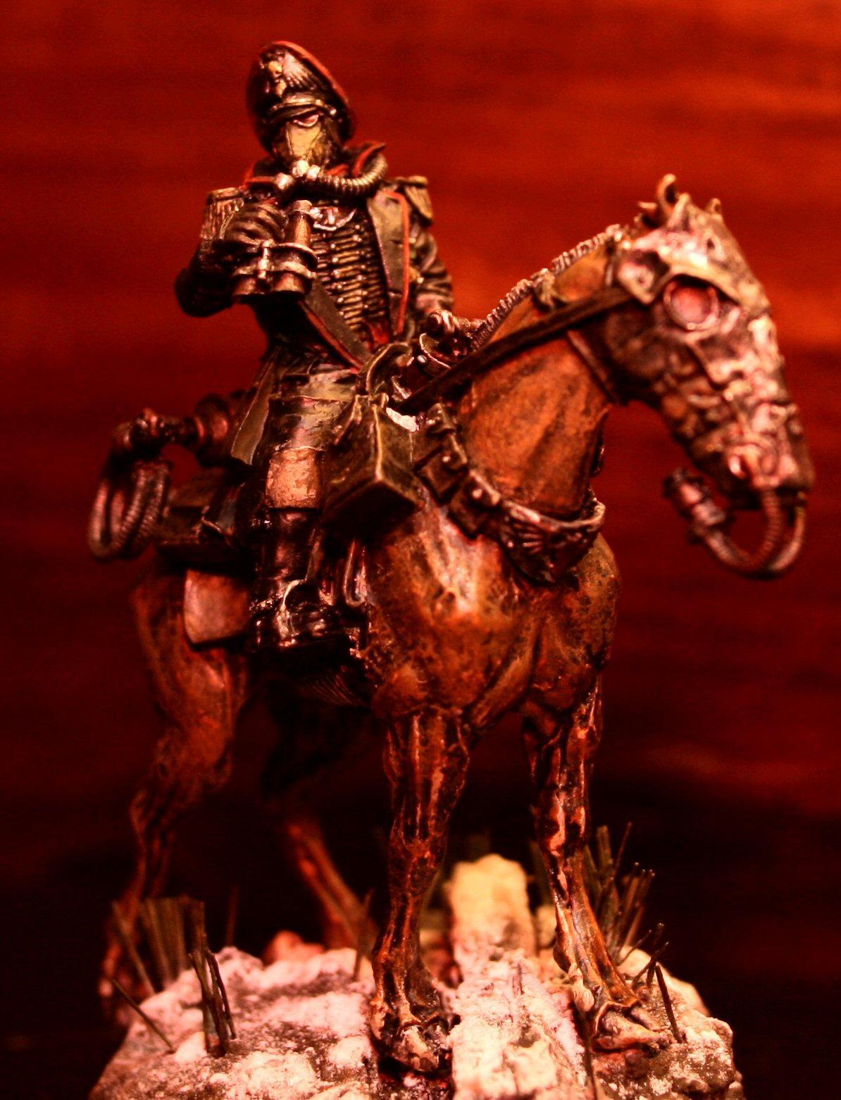 Commissar, Death Korps of Krieg, Imperial Guard, Kreig Commissar