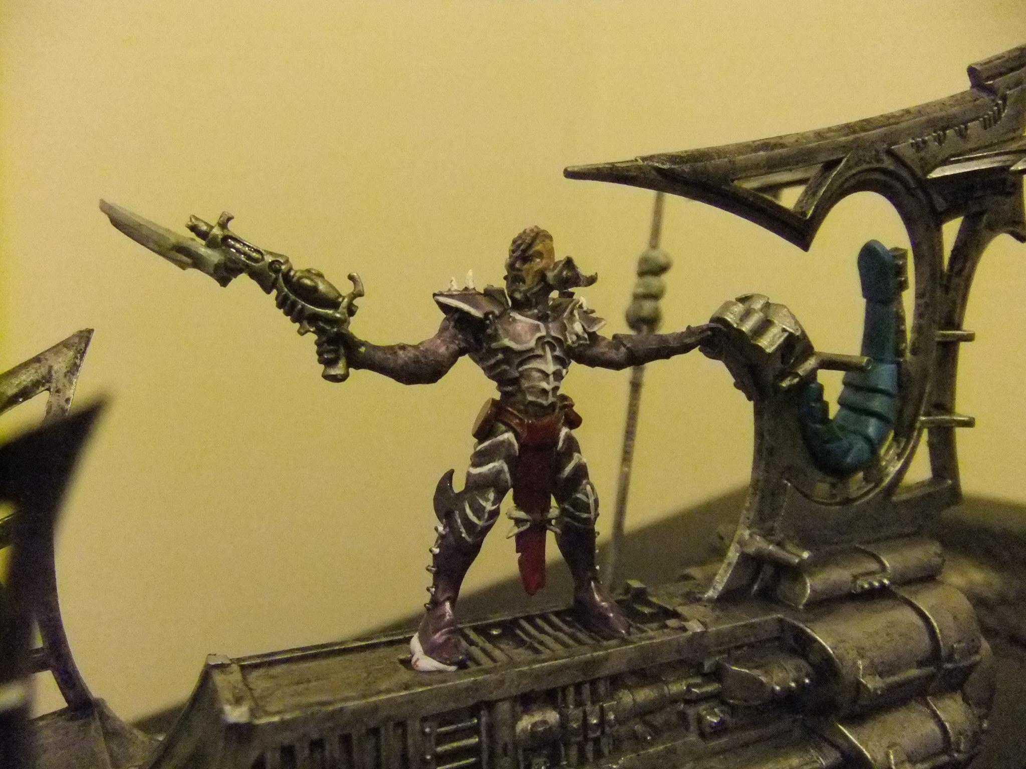 Dark Eldar, Kabalite, Pilot, Raider