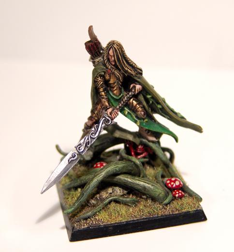 Asrai, Lord, Noble, Wood Elves