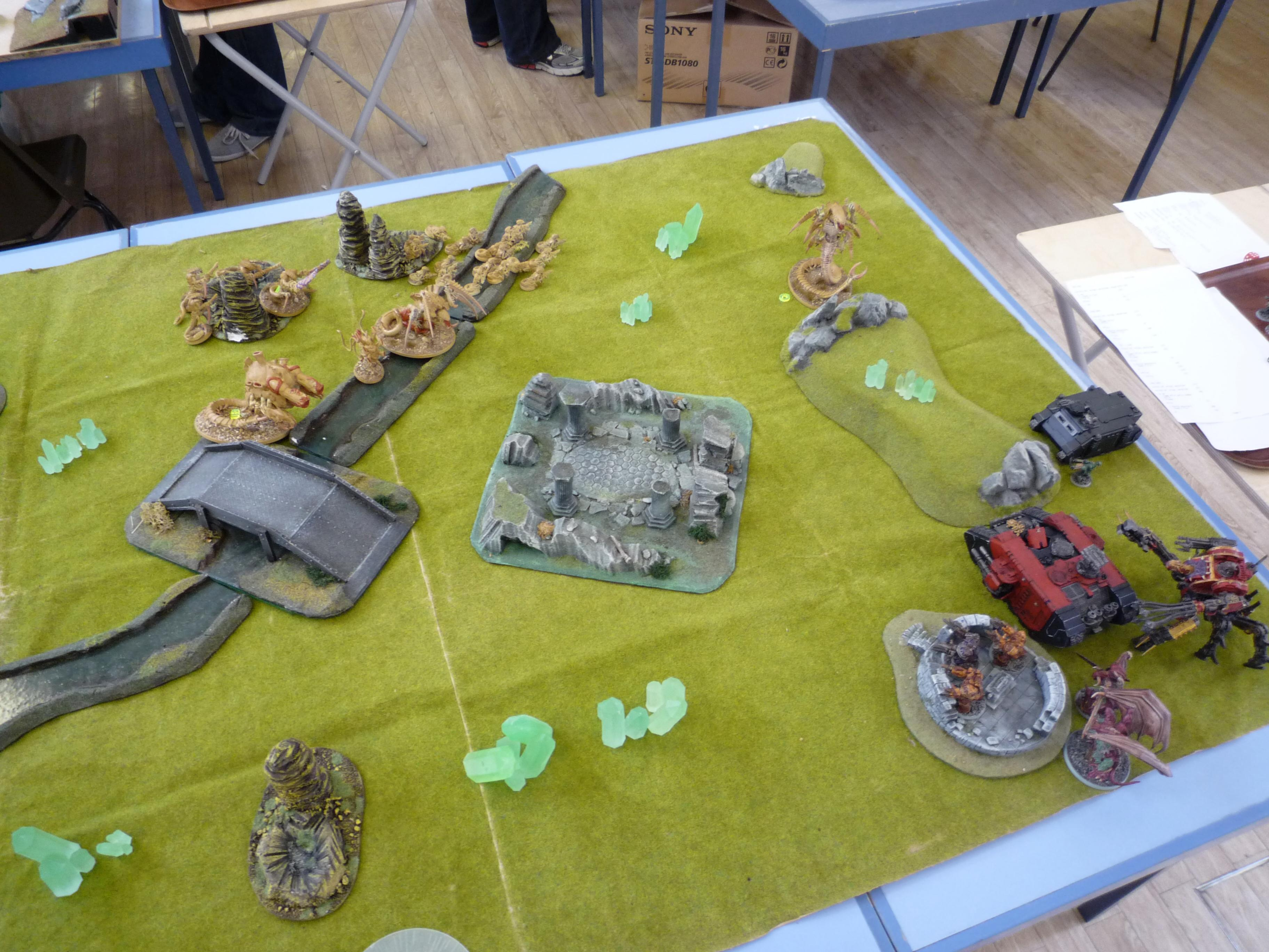 Hive Fleet Kielbasa, Tyranids, Warhammer 40,000