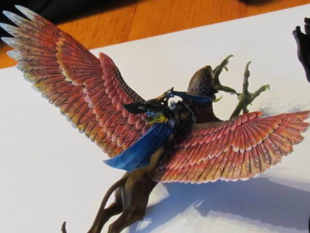 Griffon, Imperial, Winged