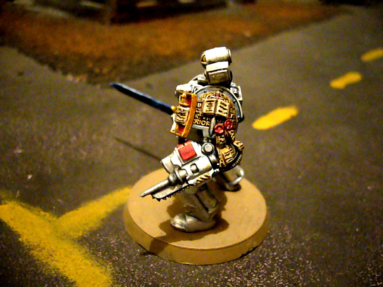 Grey Knight Paladin