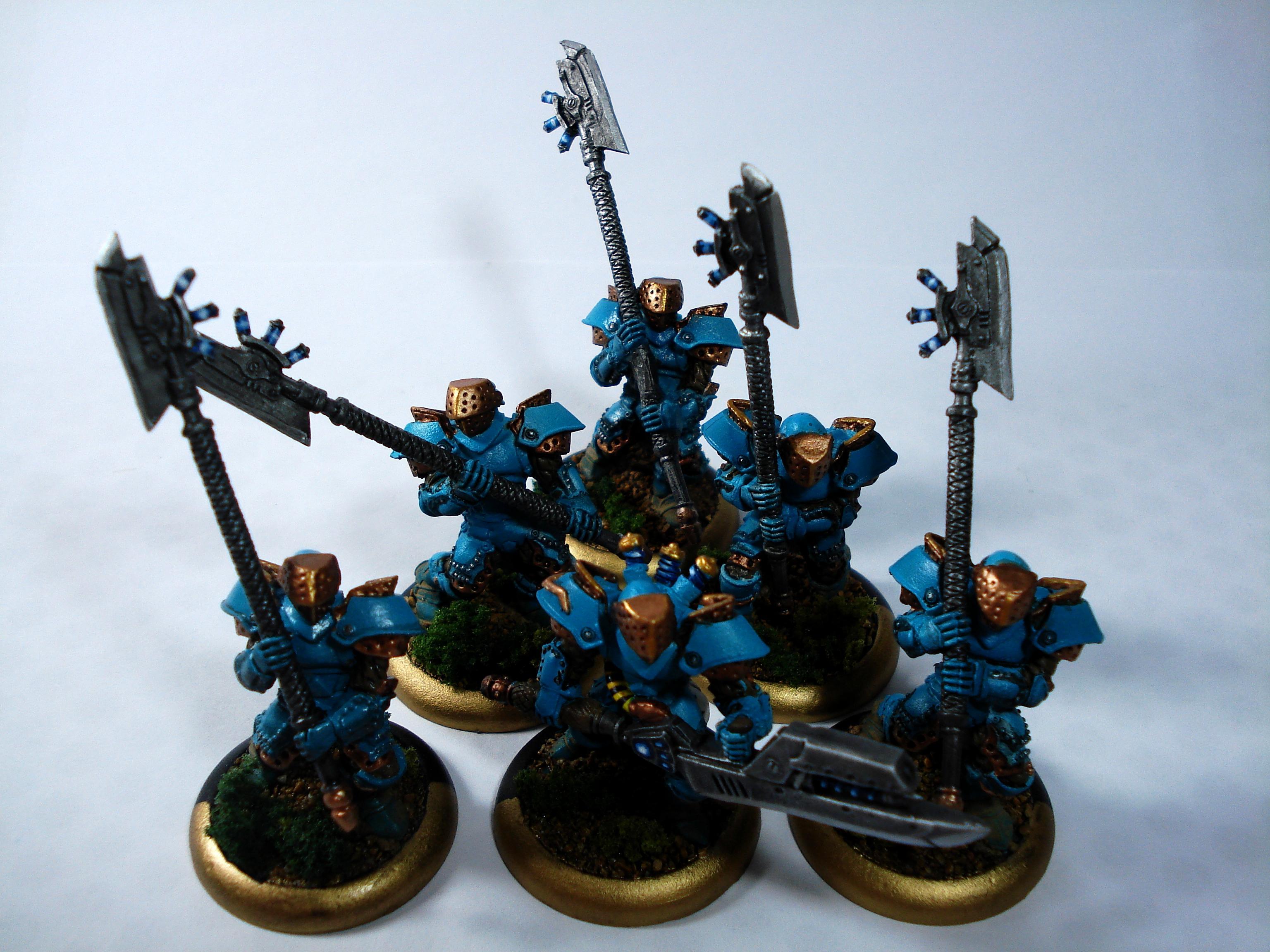 Cygnar, Stormguard, Warmachine