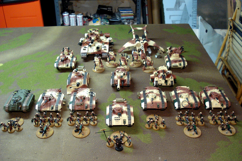 Steel Legion, 12th Methuselan Armored Cavalry Regiment