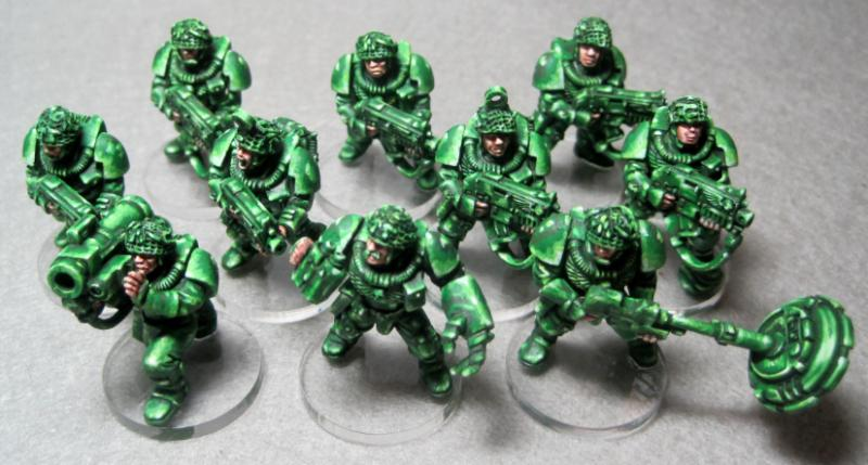 Army Men Fun Scouts Space Marine Scouts Toy Story Warhammer