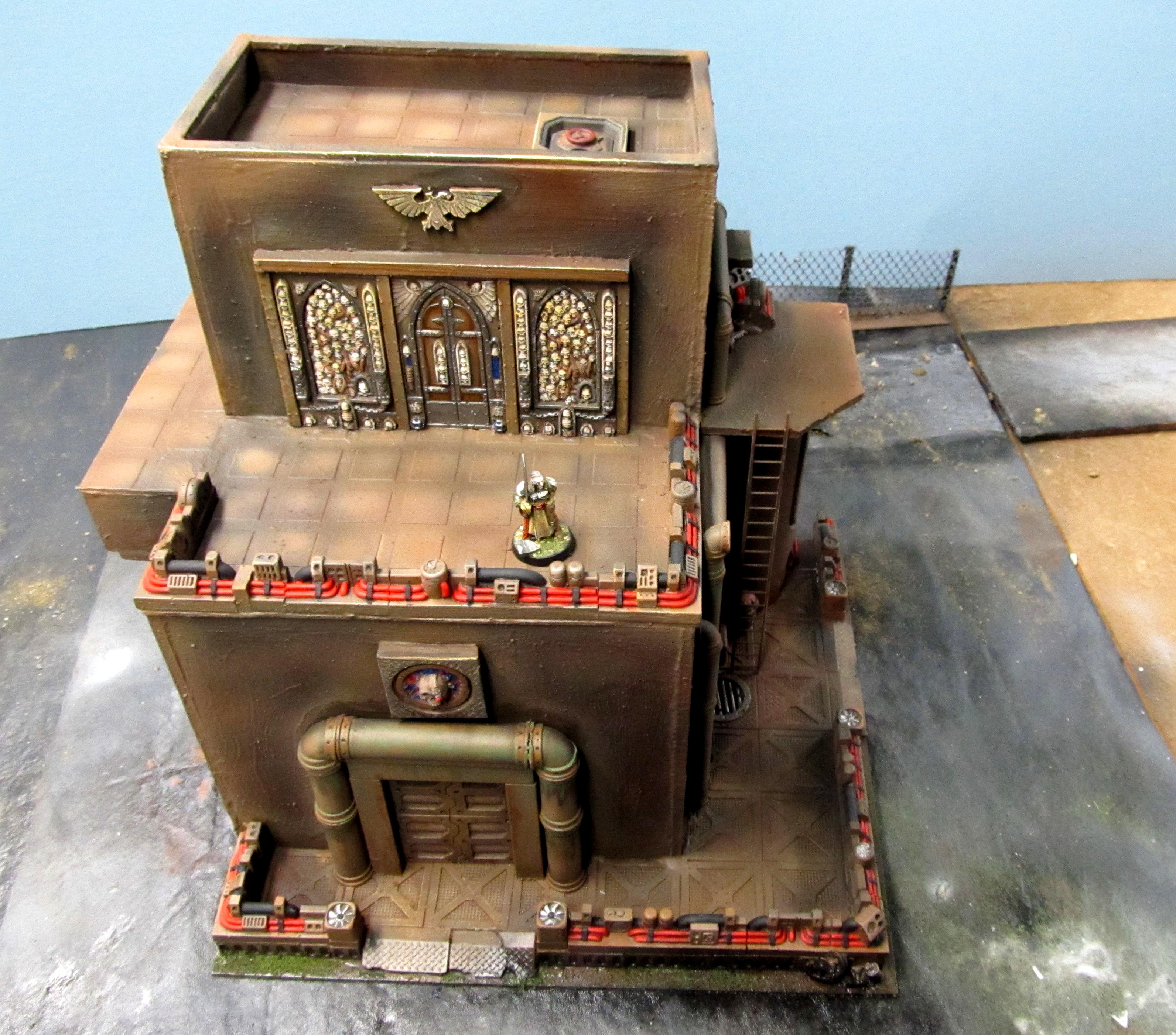 Buildings, Cities Of Death, Imperial Guard, Terrain