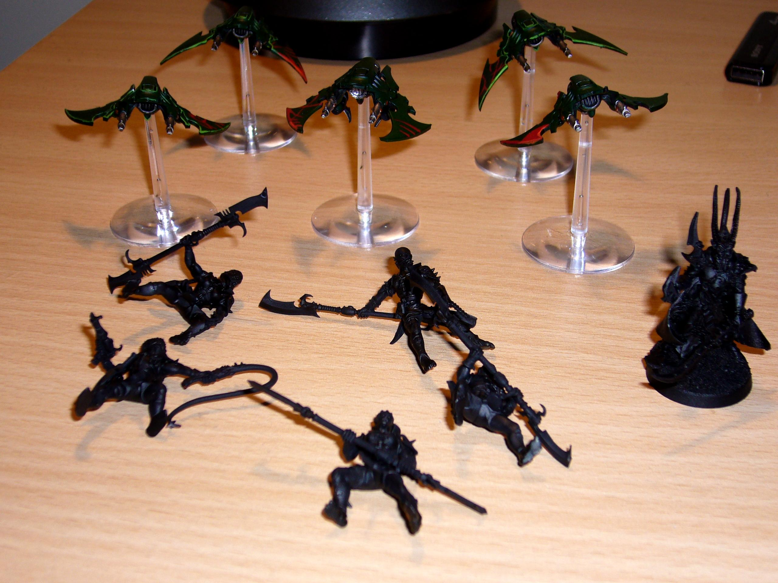 Dark Eldar, Hellions