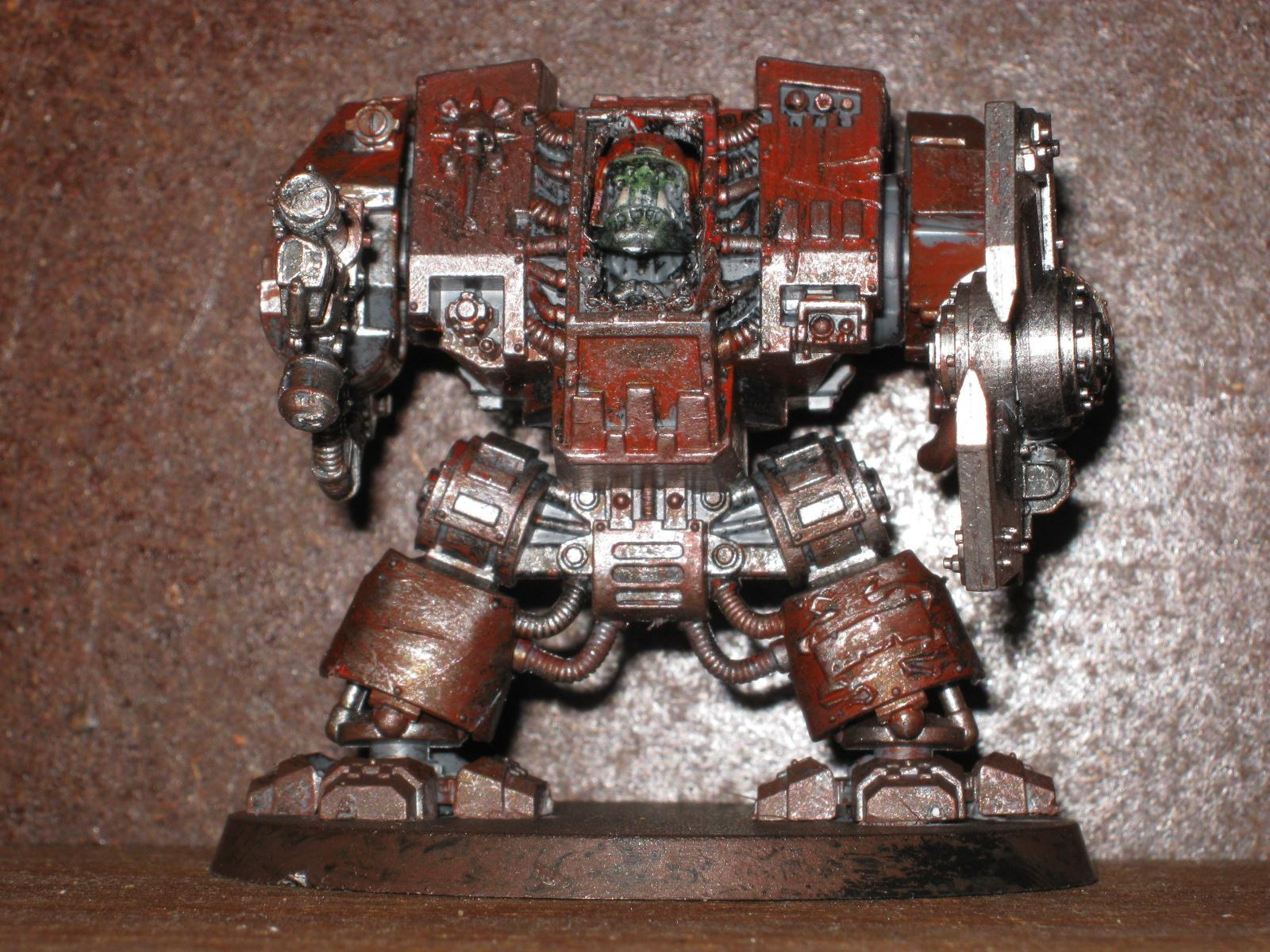 Big Mek, Dreadnought, Looted, Marine Abuse, Mekboy, Orks