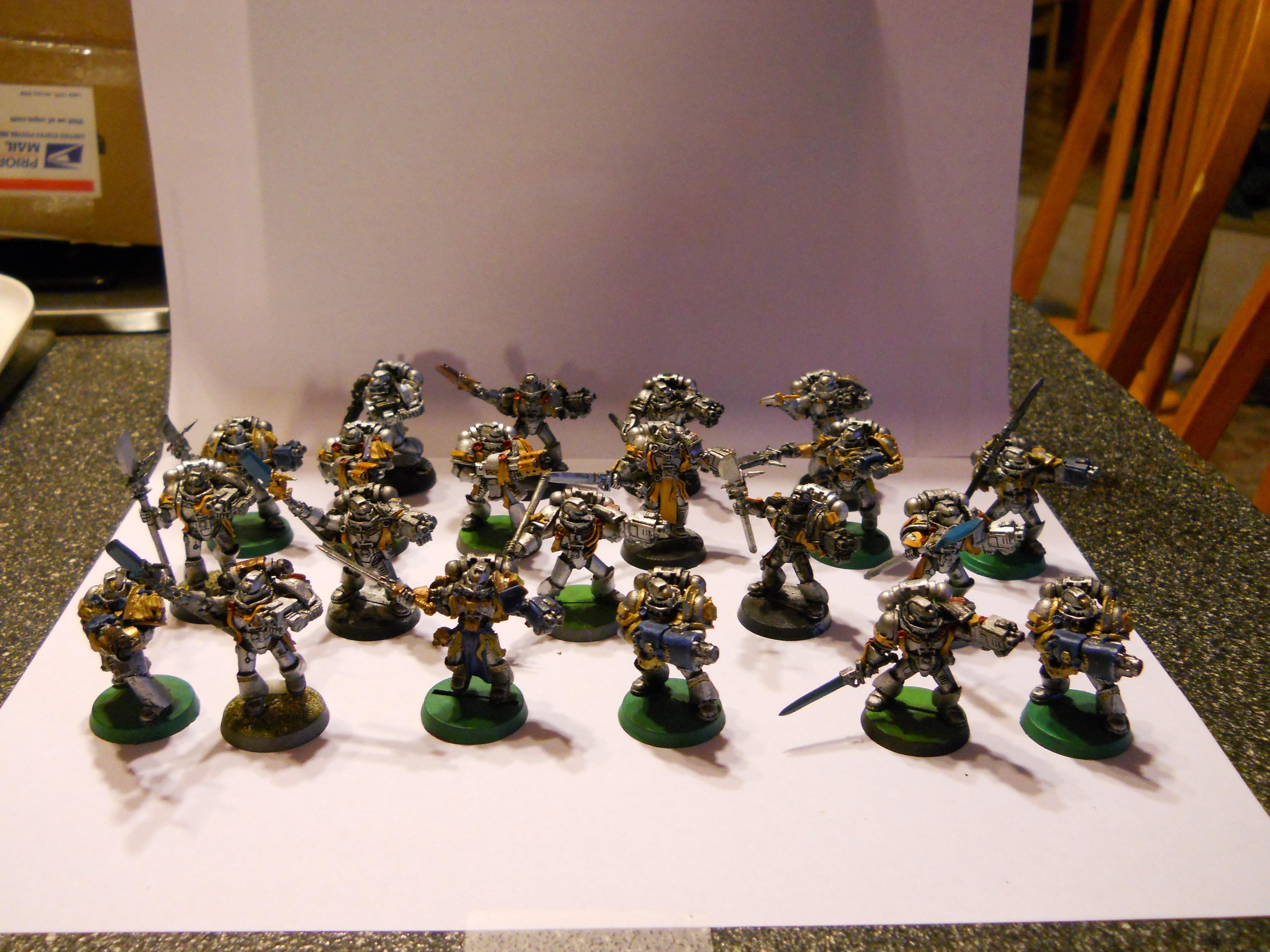 OOP grey knights