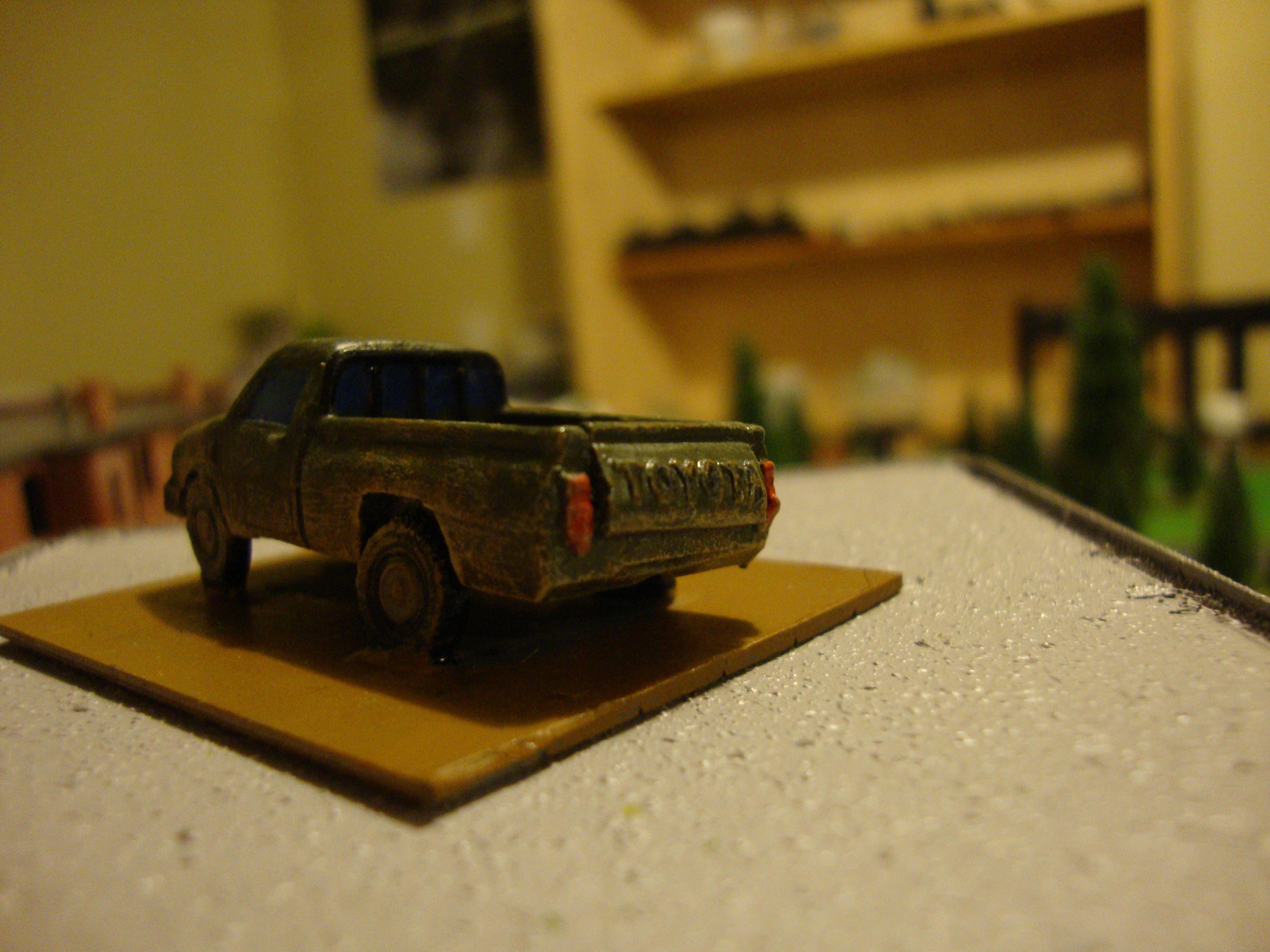 CWC Rebel Toyota