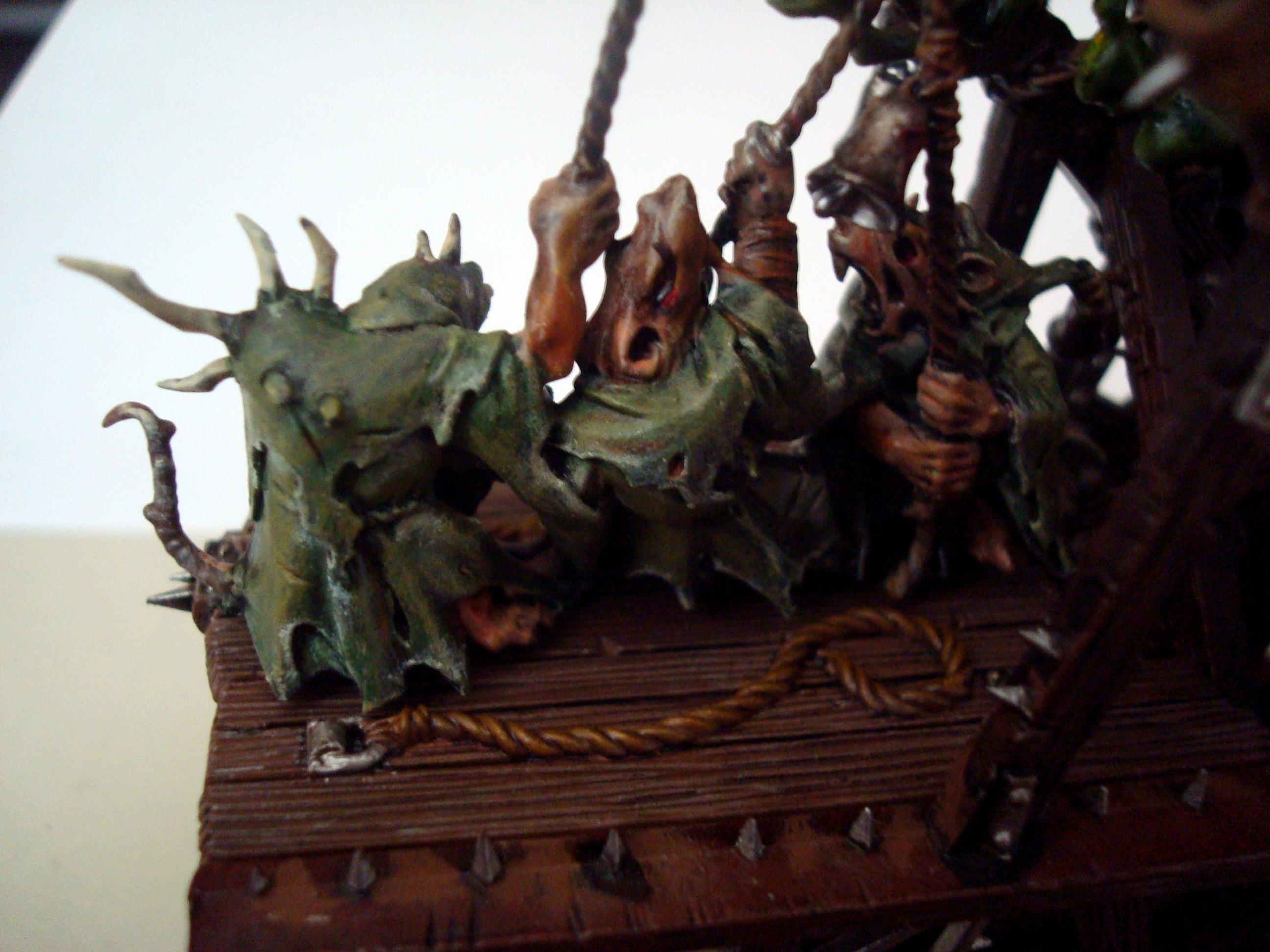 Furnace, Plague, Skaven