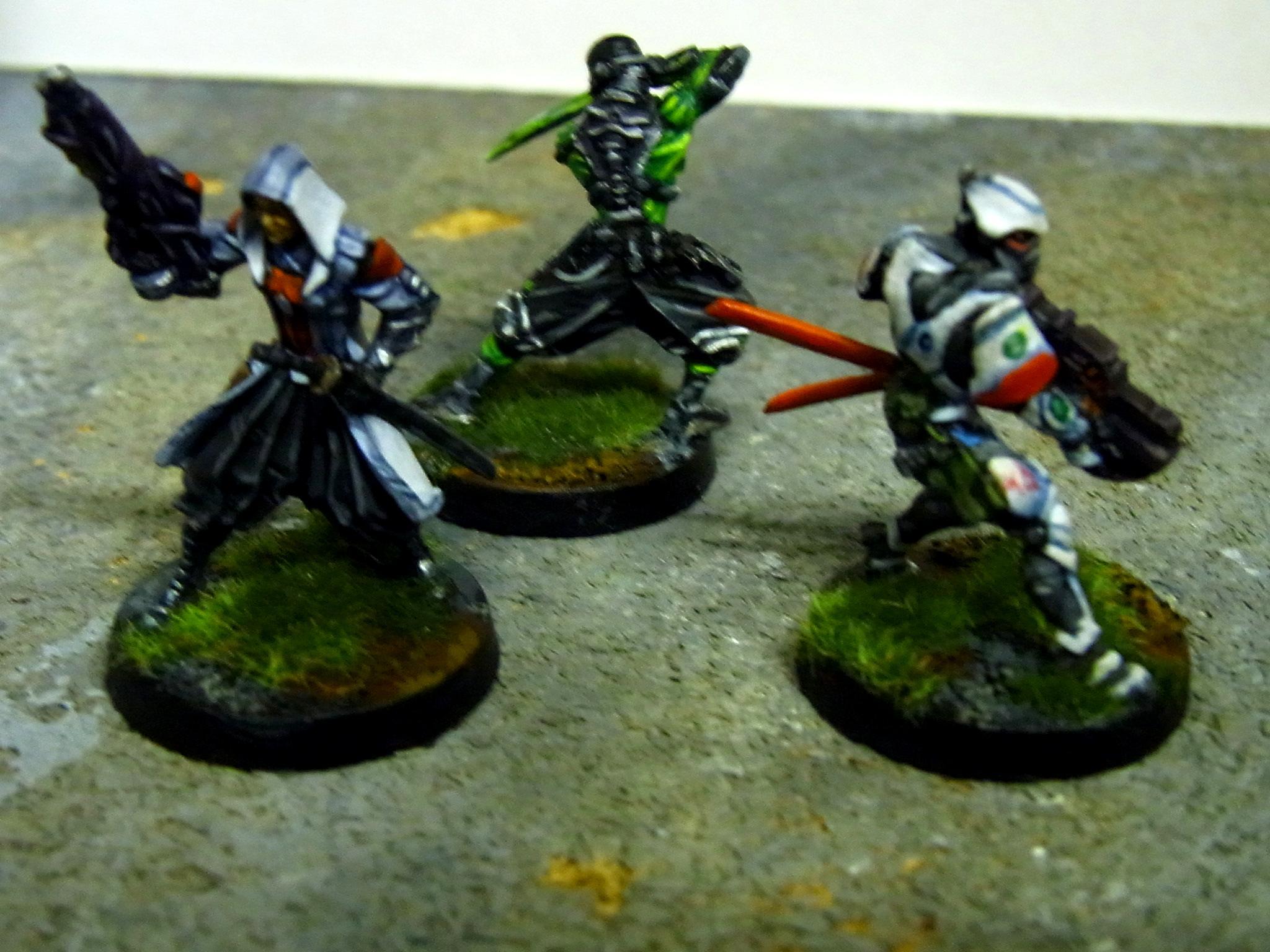 Domaru Butai, Infinity The Game, Infinty, Japanese Sectorial Army, Jsa, Kempeitai, Oniwaban, Yu-jing