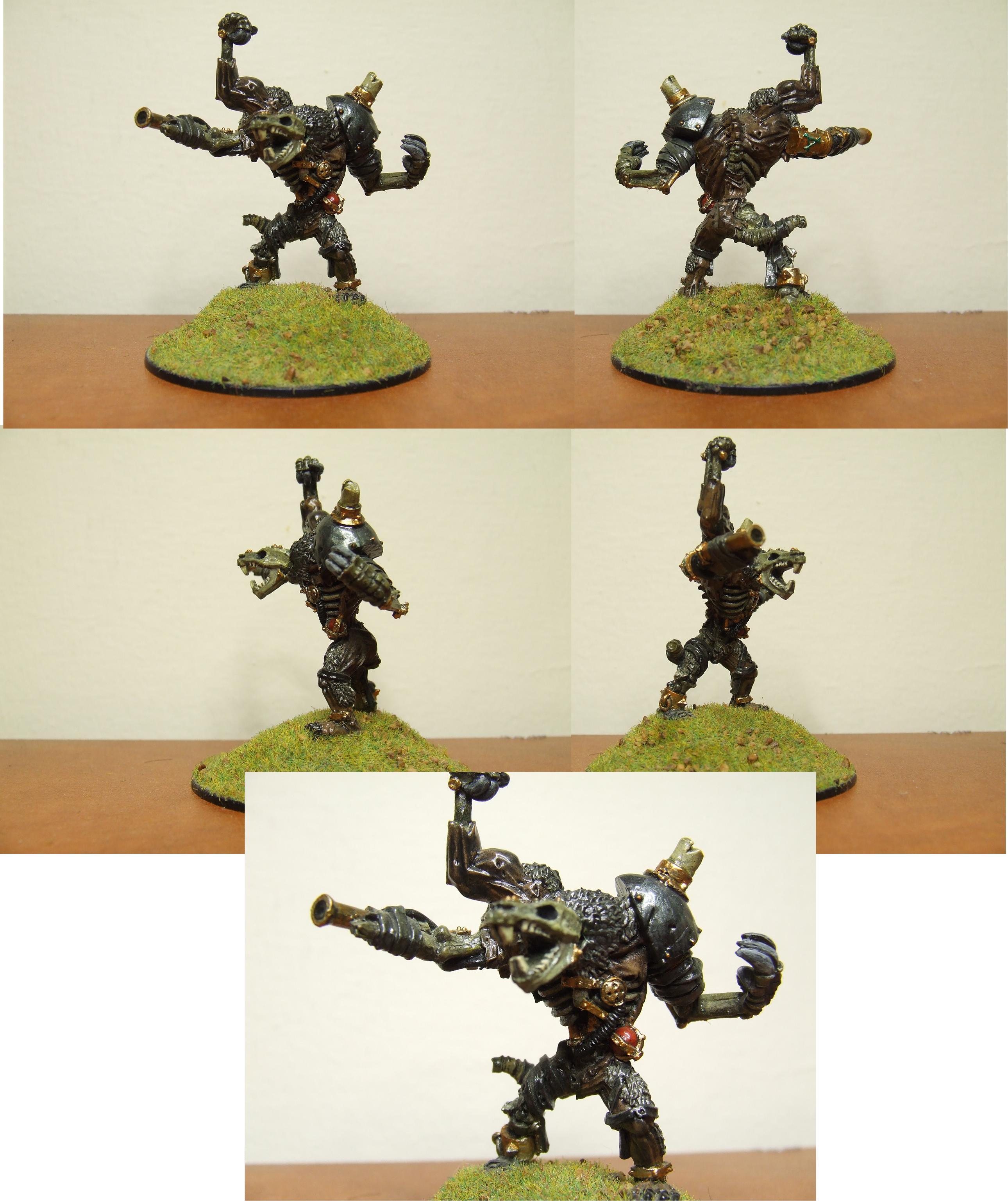 Boneripper, Skaven, Warhammer Fantasy, Warhammer Fantasy Battles