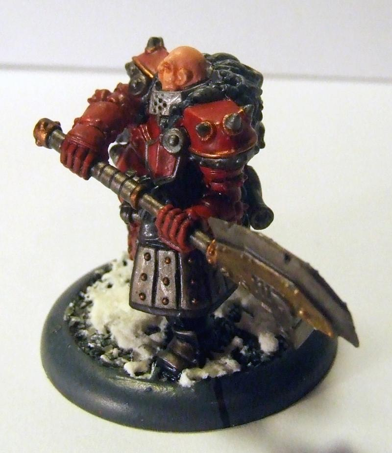Butcher, Khador, Lola, Pbutcher, The Butcher Of Khardov, Warmacihne