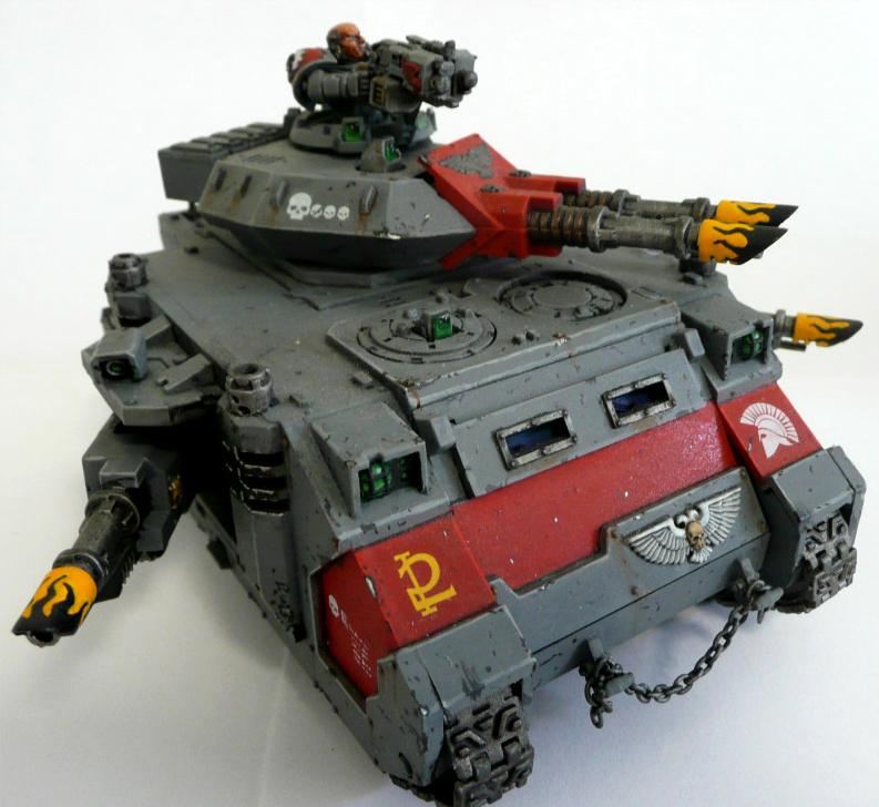 Do-it-yourself, Space Marines