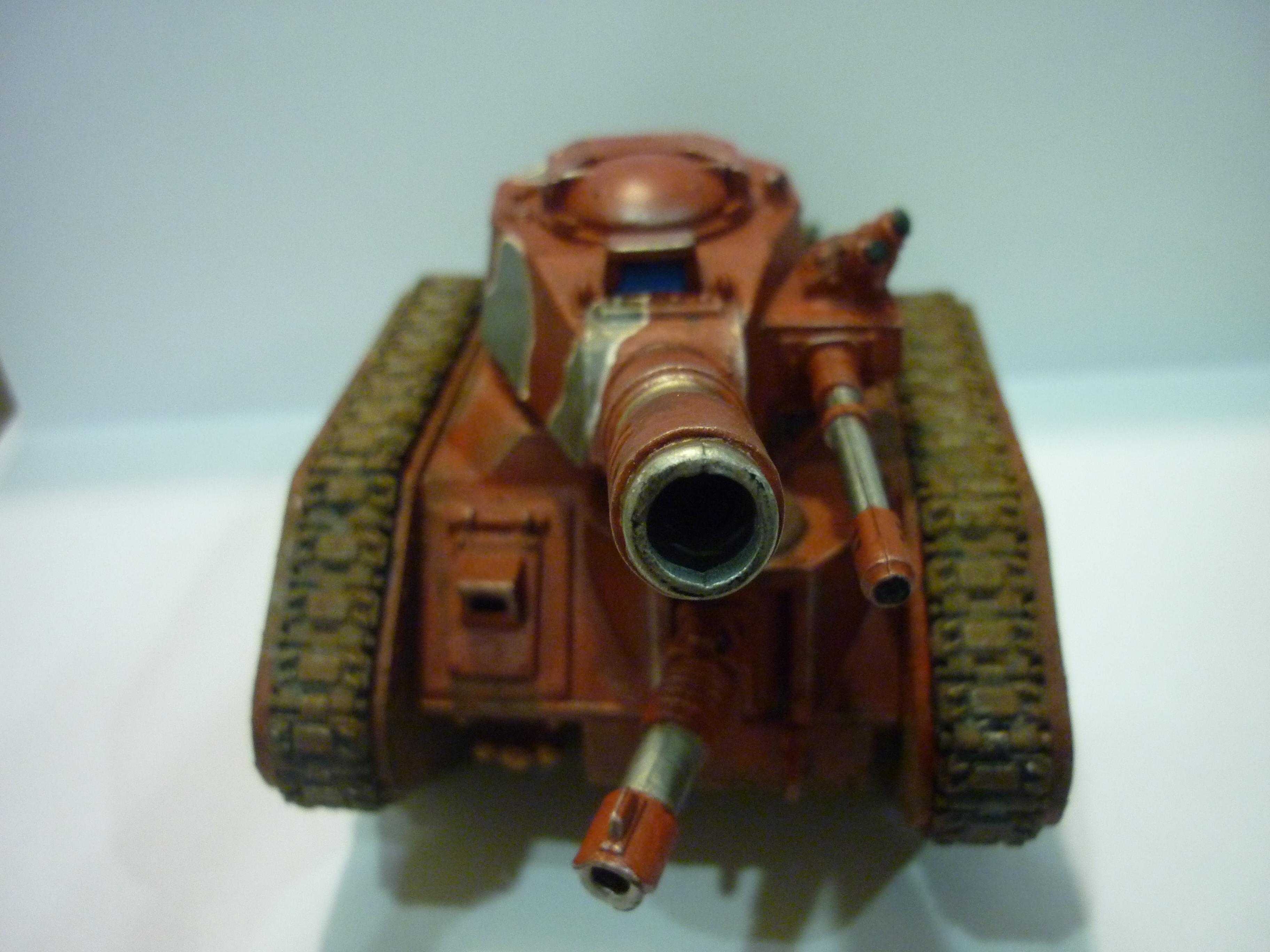 Battle Tank, Imperial Guard, Leman Russ