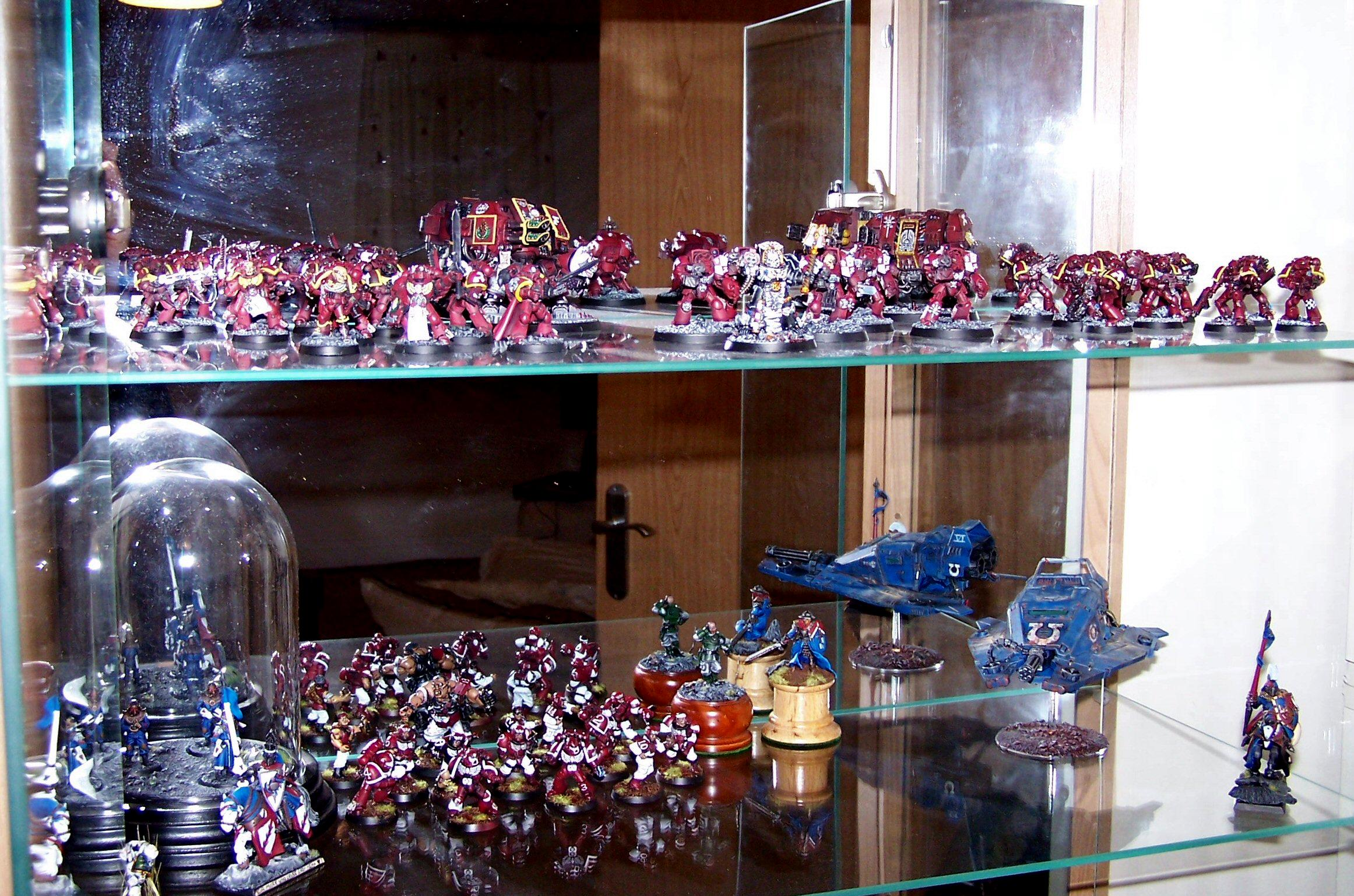 Army, Cabinet, Cabinet Space Marines, Emperor's Wings